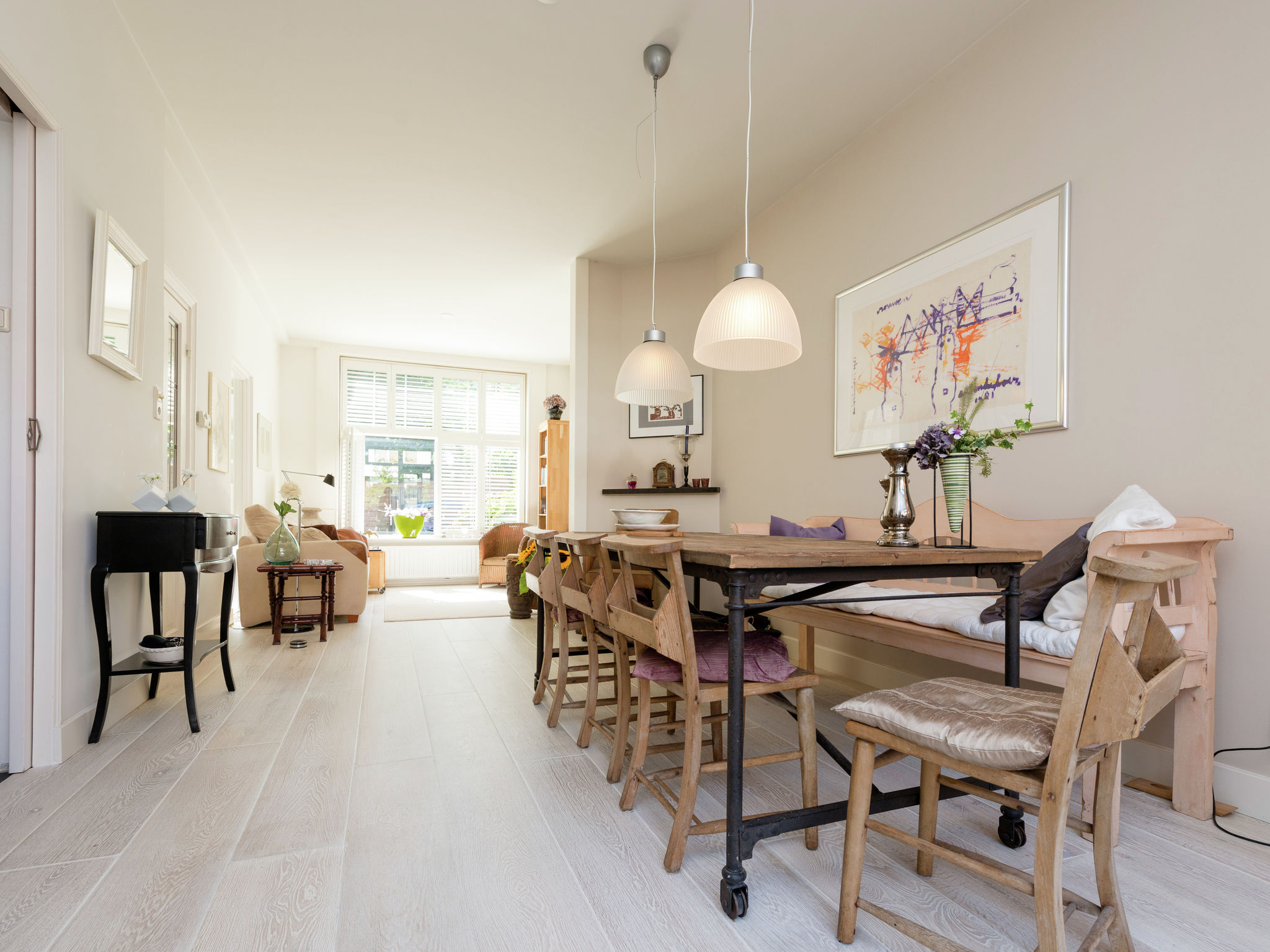 Holland | North Sea Coast North | Holiday home Het Halve Maantje | Holidays | DiningRoom