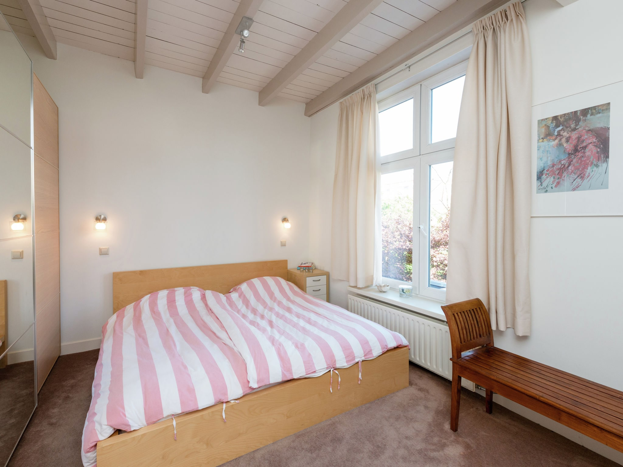 Holland | North Sea Coast North | Holiday home Het Halve Maantje | Holidays | BedRoom