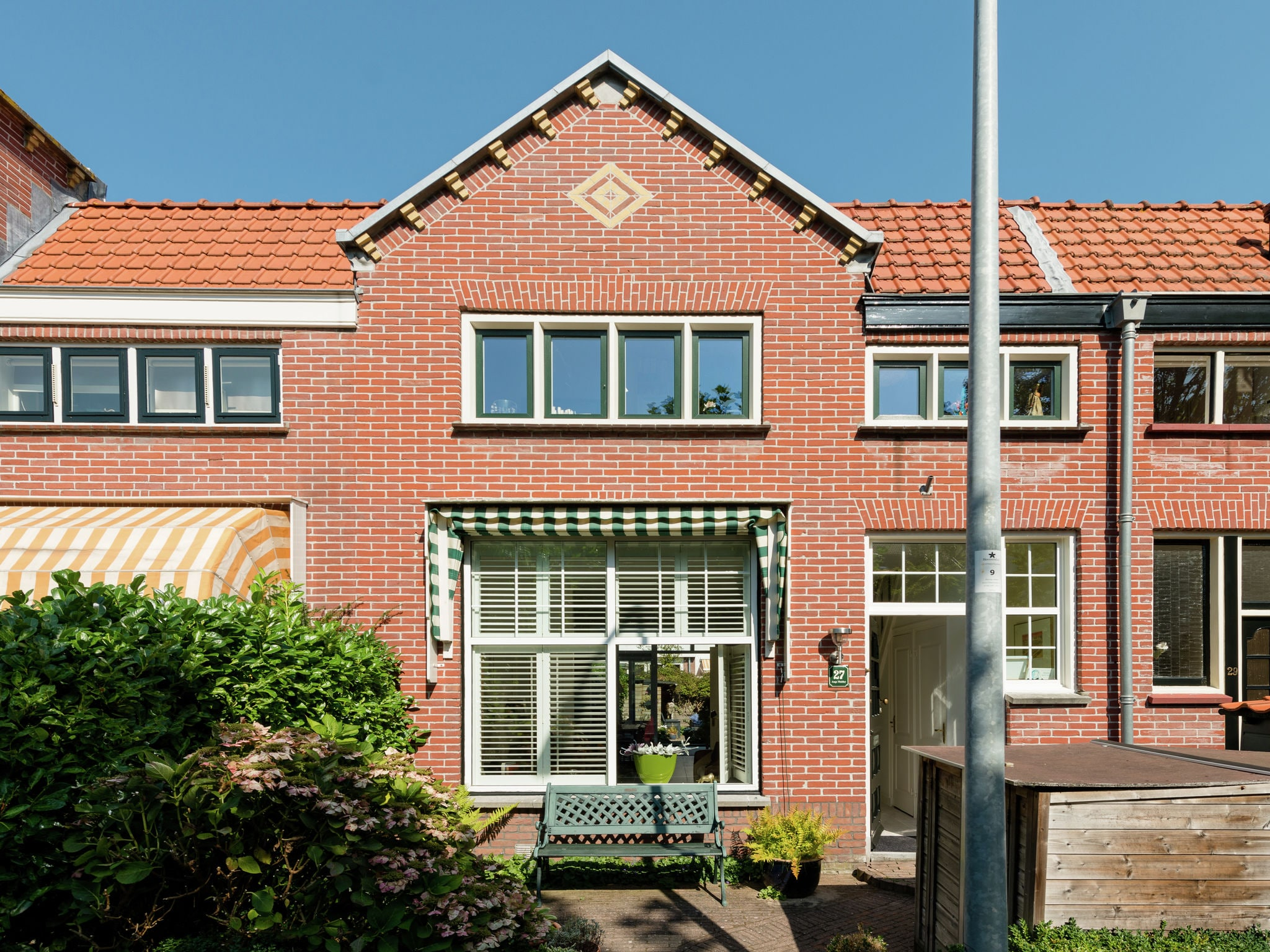 Holland | North Sea Coast North | Holiday home Het Halve Maantje | Holidays | ExteriorSummer
