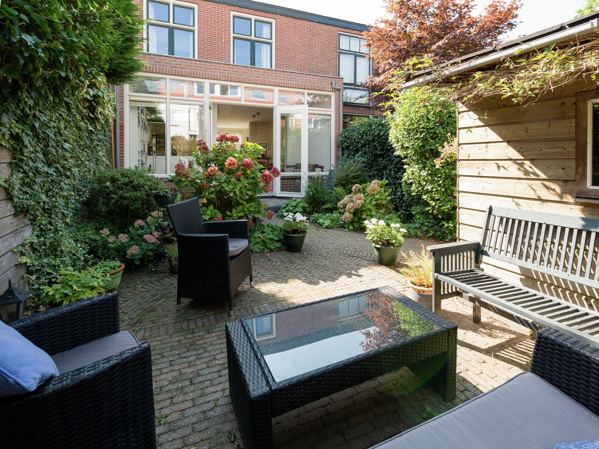 Holland | North Sea Coast North | Holiday home Het Halve Maantje | Holidays | TerraceBalcony