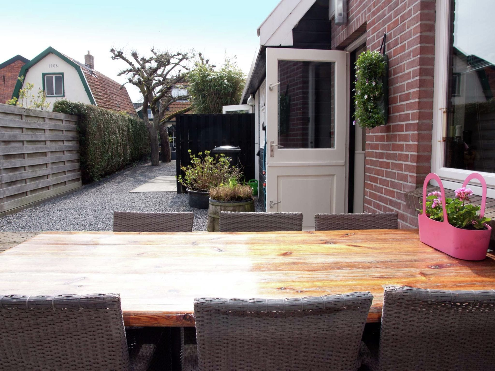 Holland | North Sea Coast North | Holiday home Bergen Centre | all year | TerraceBalcony