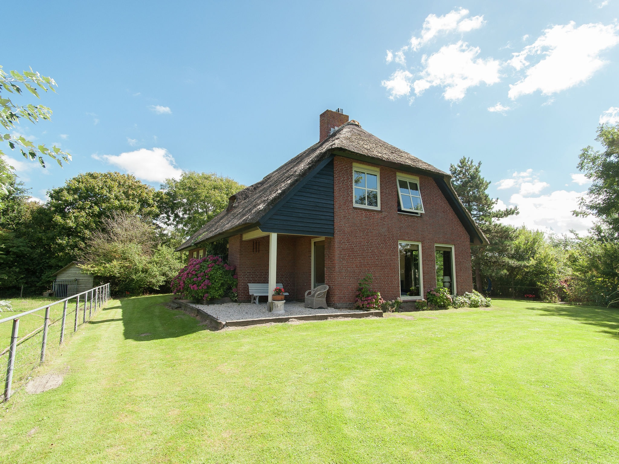 Holland | North Sea Coast North | Holiday home Landhuis Duinzicht | all year | ExteriorSummer