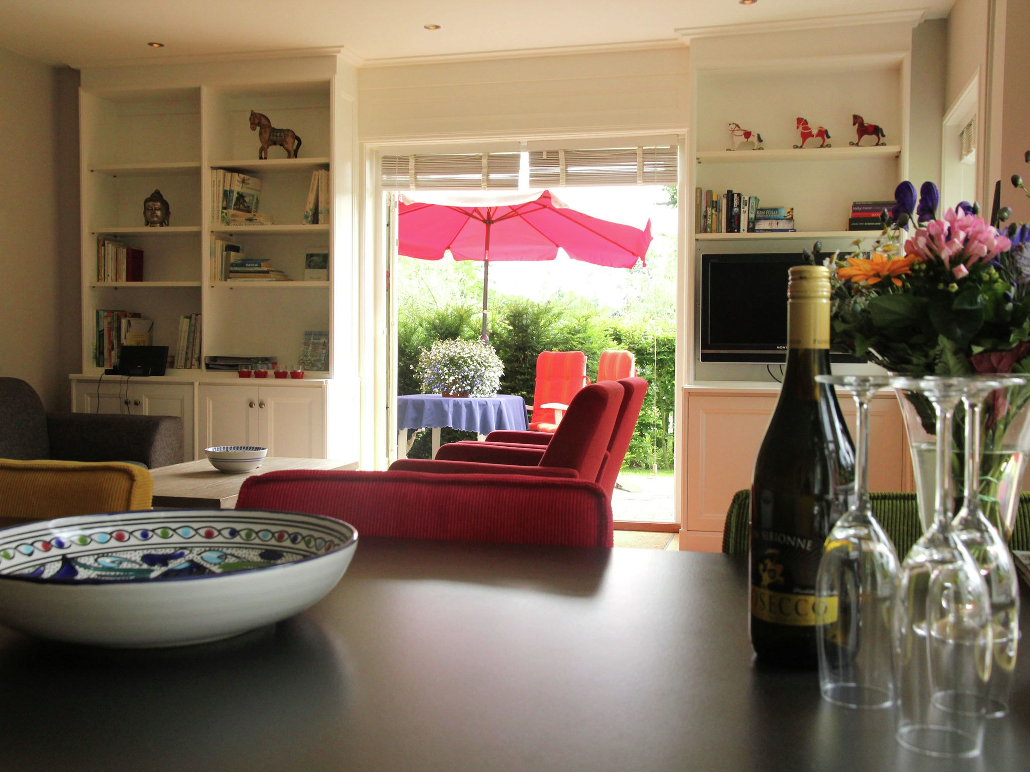 Holland | North Sea Coast North | Holiday home de Groene Specht | all year | Ambiance