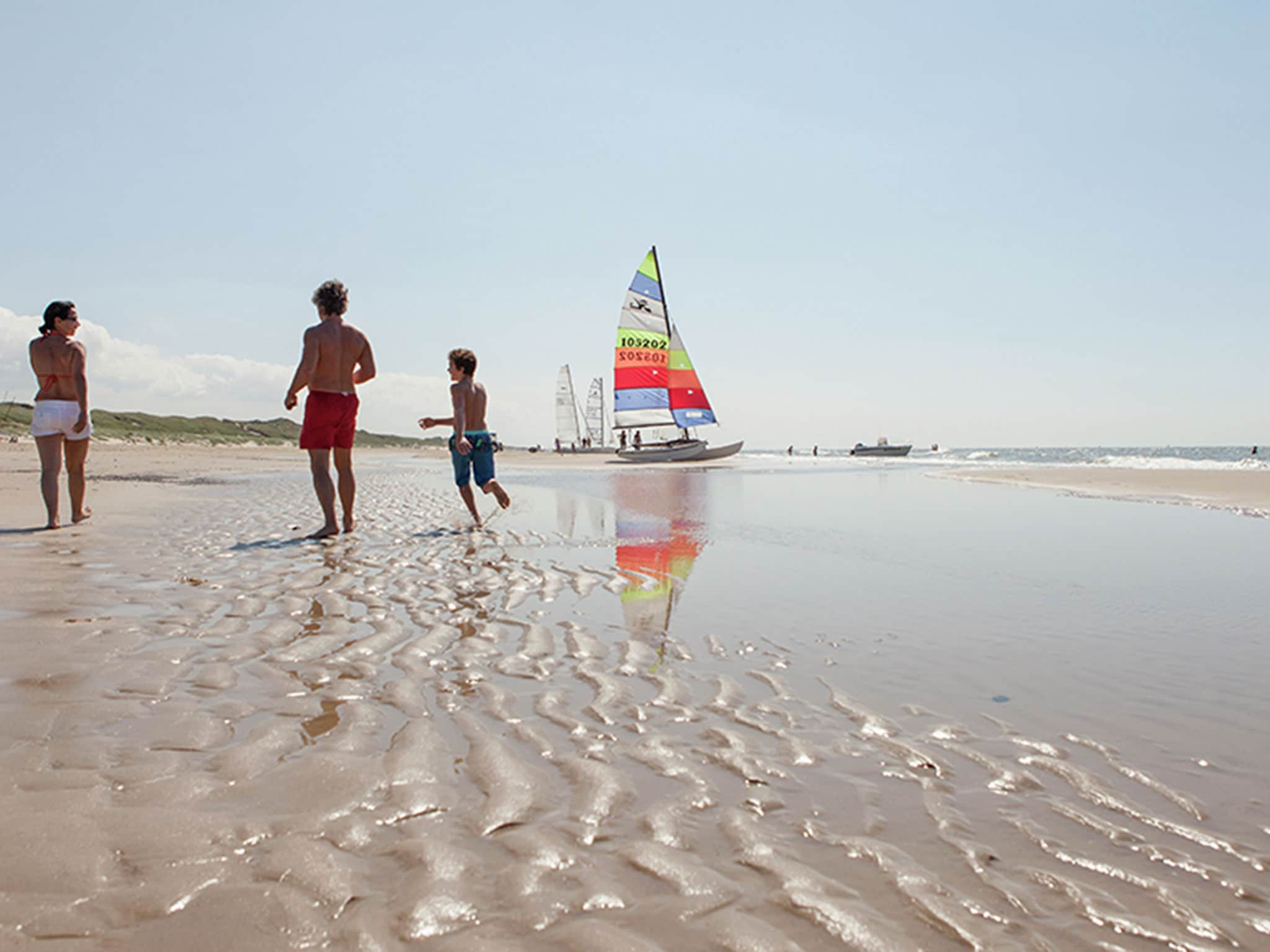 Holland | North Sea Coast North | Holiday home Modern Egmond | all year | AreaSummer5KM