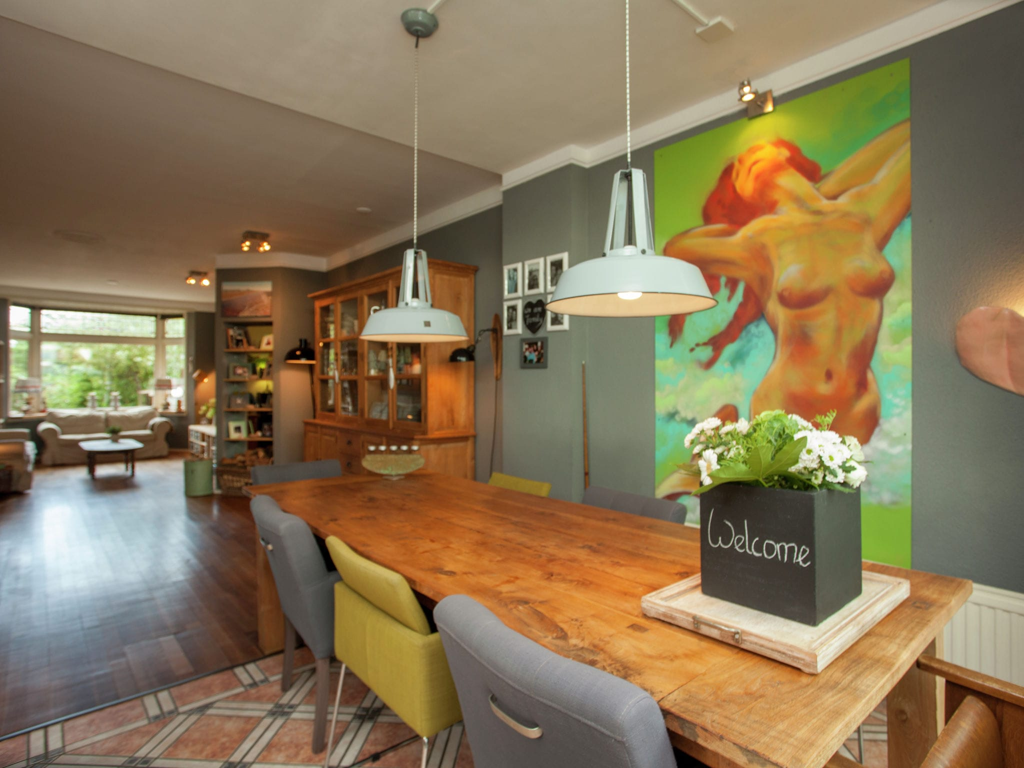 Holland | North Sea Coast South | Holiday home Zee en Zo | Holidays | DiningRoom