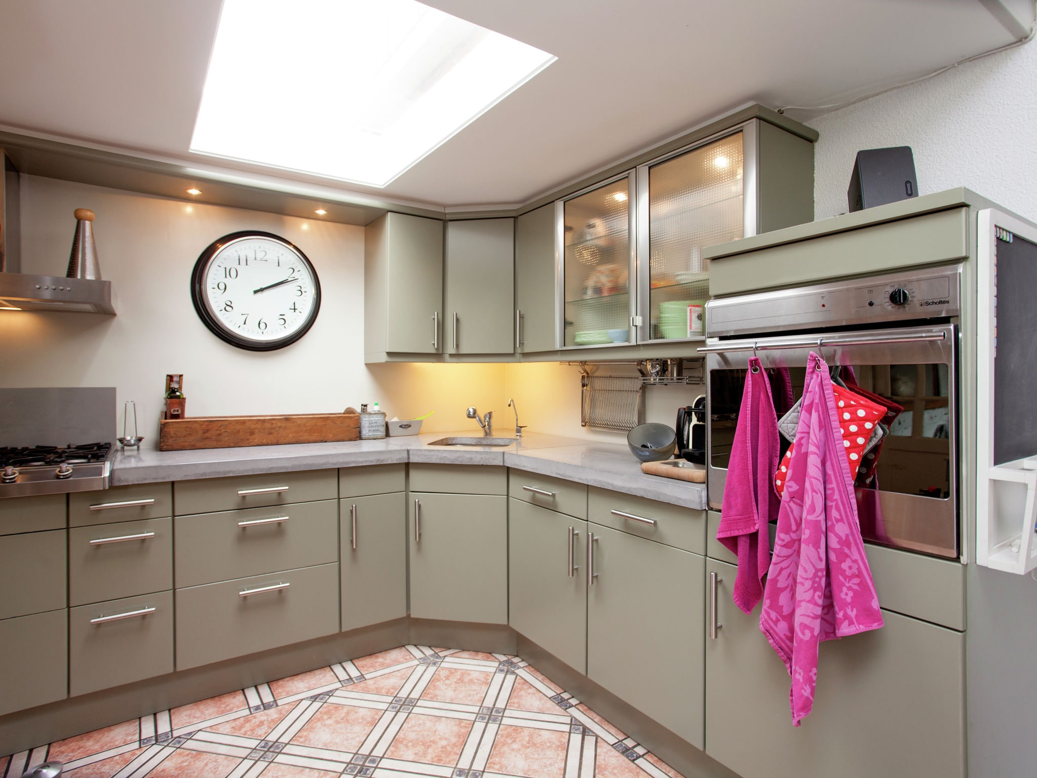 Holland | North Sea Coast South | Holiday home Zee en Zo | Holidays | Kitchen