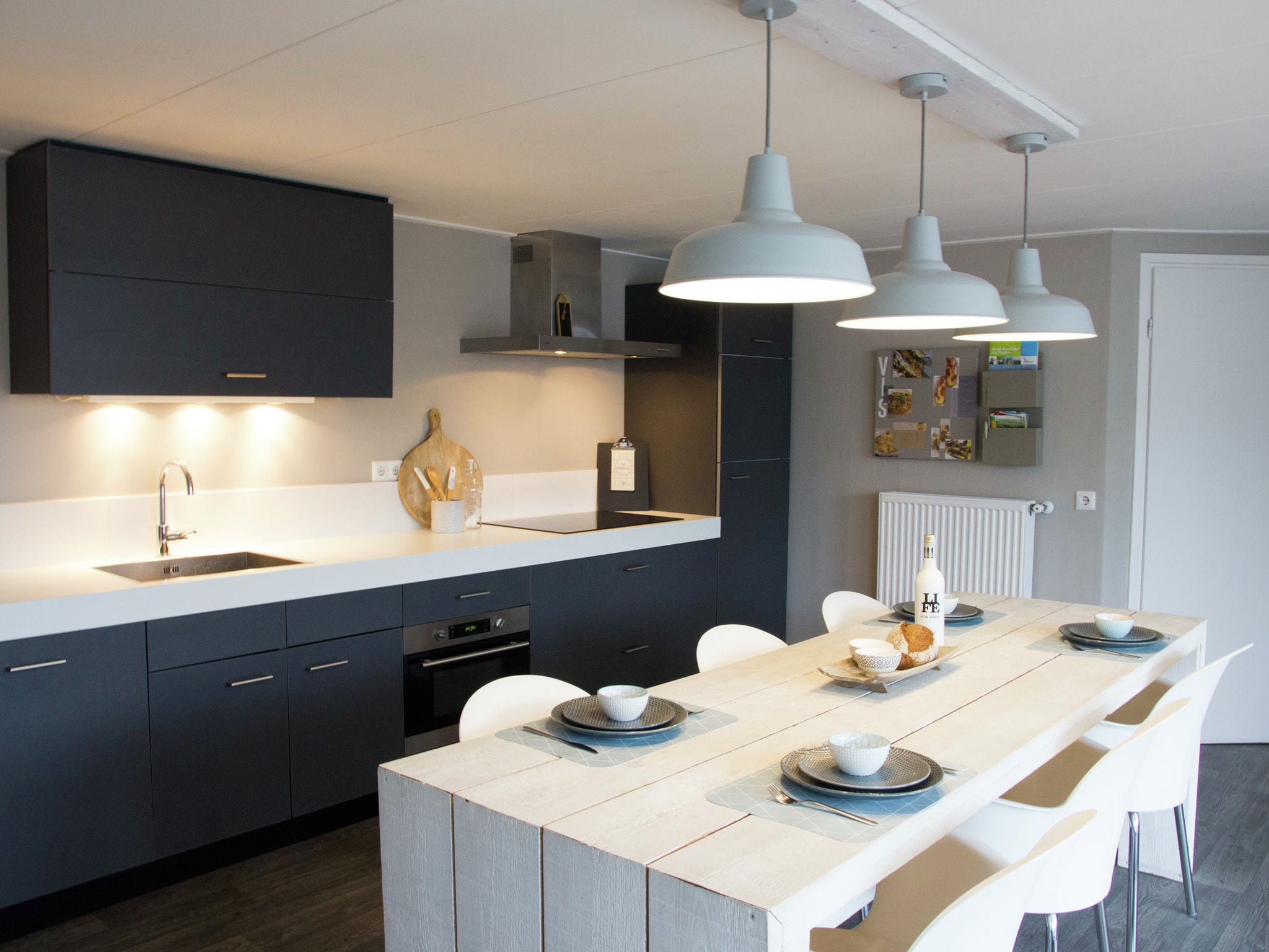 Holland | Zeeland | Holiday home Beachstyle @ the Sea | all year | DiningRoom