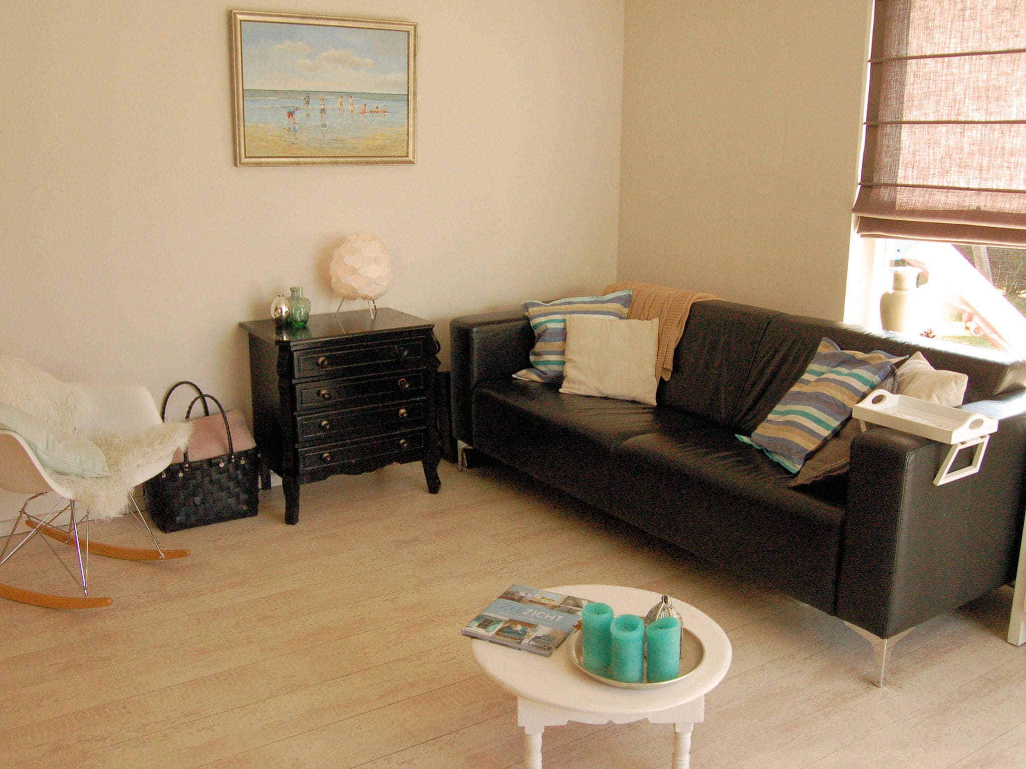Holland | North Sea Coast South | Holiday home Zilverzand | all year | LivingRoom