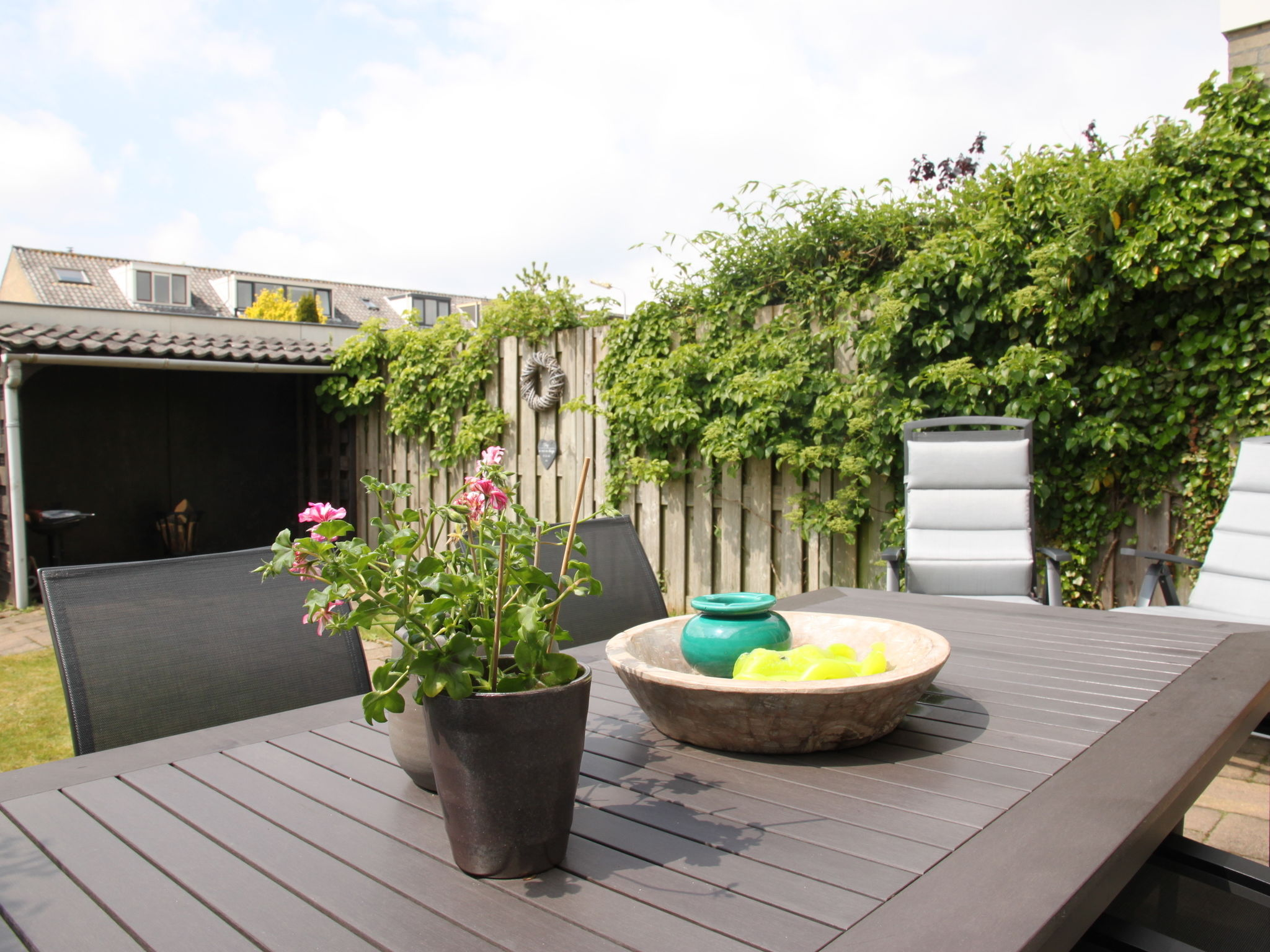 Holland | North Sea Coast North | Holiday home Jazz | all year | TerraceBalcony