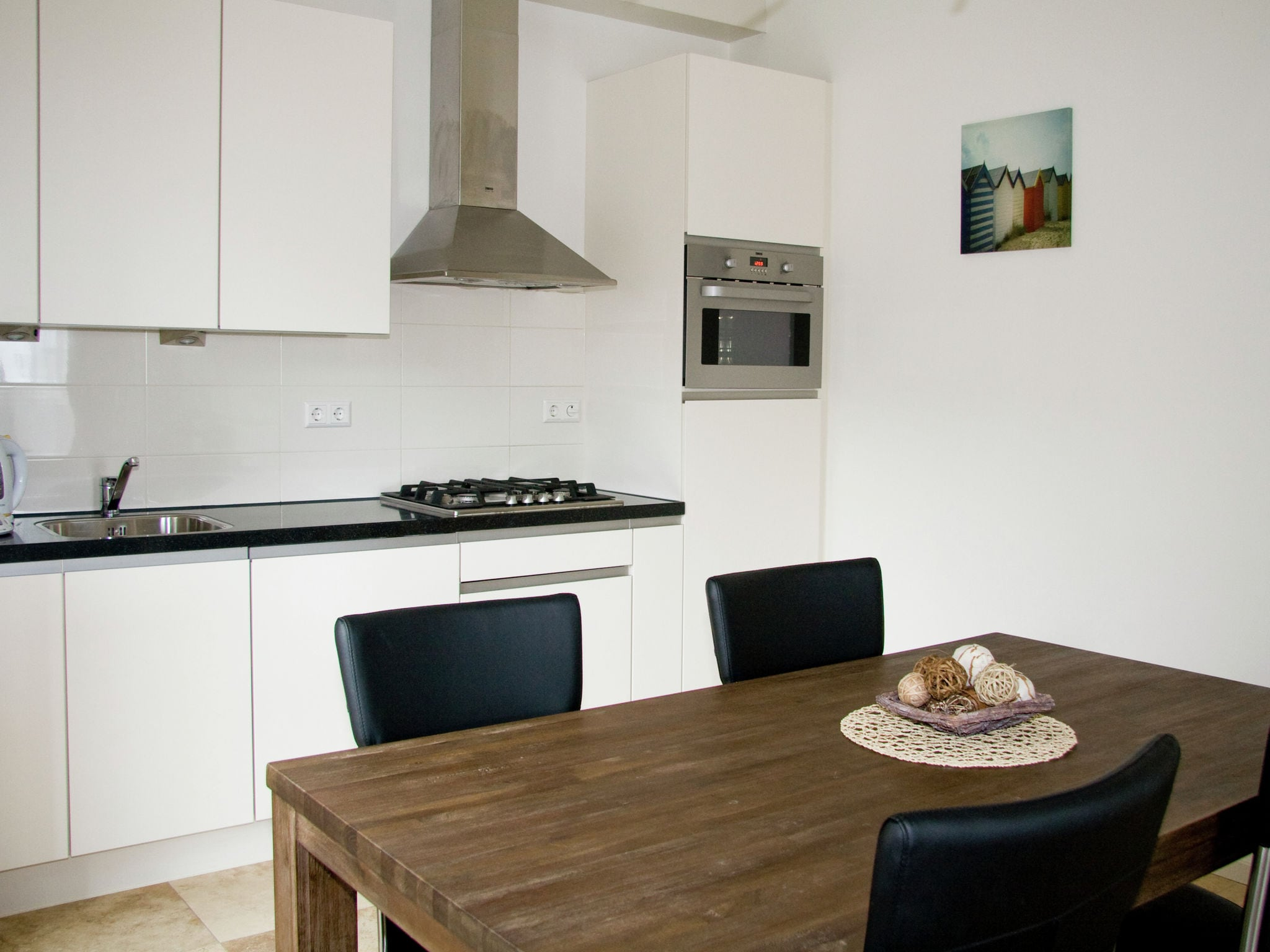 Holland | North Sea Coast North | Holiday home De ZeeParel - Sea Fish | all year | Kitchen