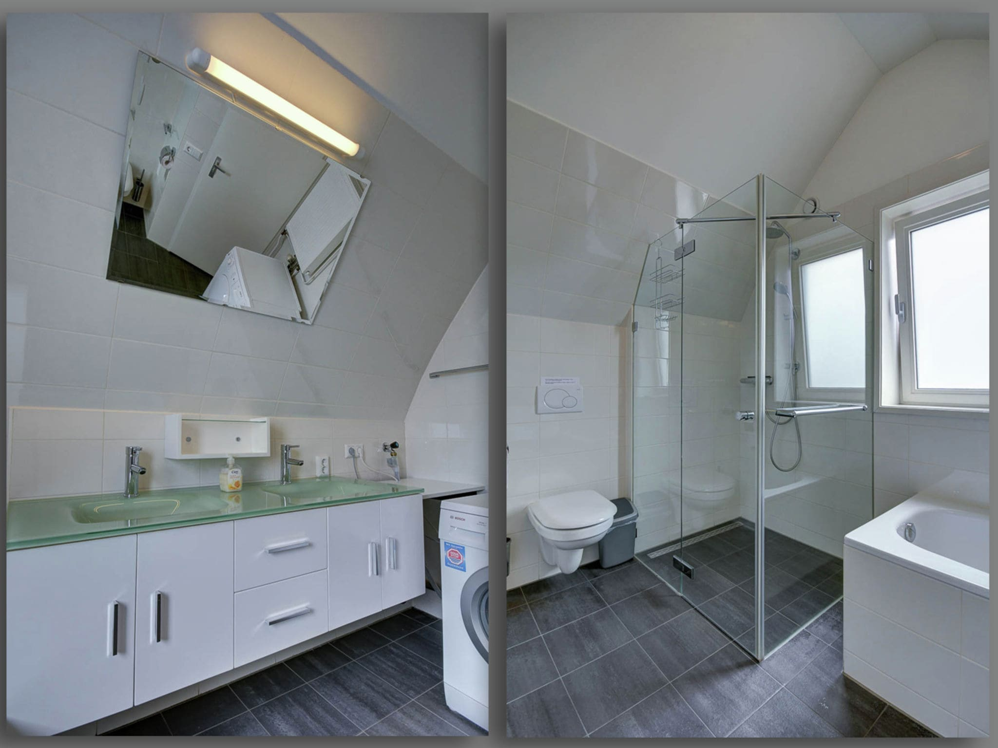 Holland | North Sea Coast North | Holiday home De ZeeParel - Sea Fish | all year | BathRoom