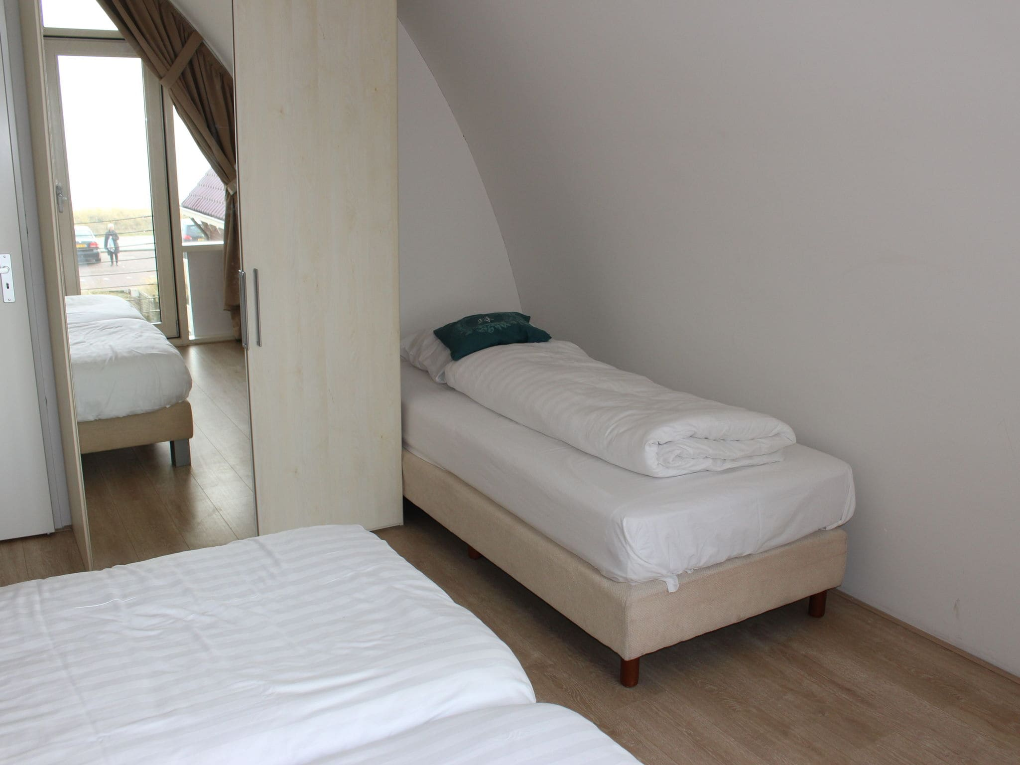 Holland | North Sea Coast North | Holiday home De ZeeParel - Sea Fish | all year | BedRoom