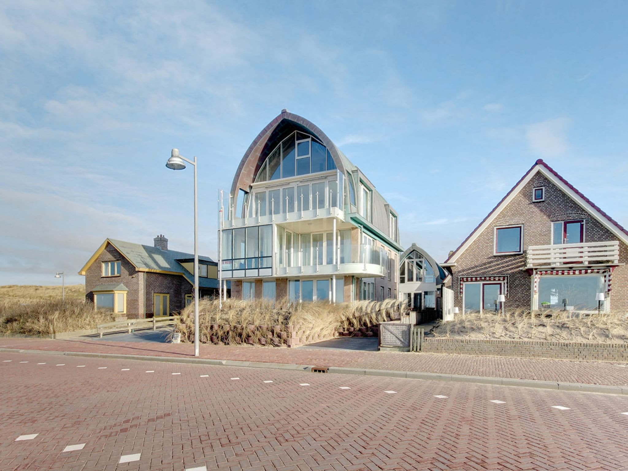 Holland | North Sea Coast North | Holiday home De ZeeParel - Sea Crab | all year | ExteriorWinter