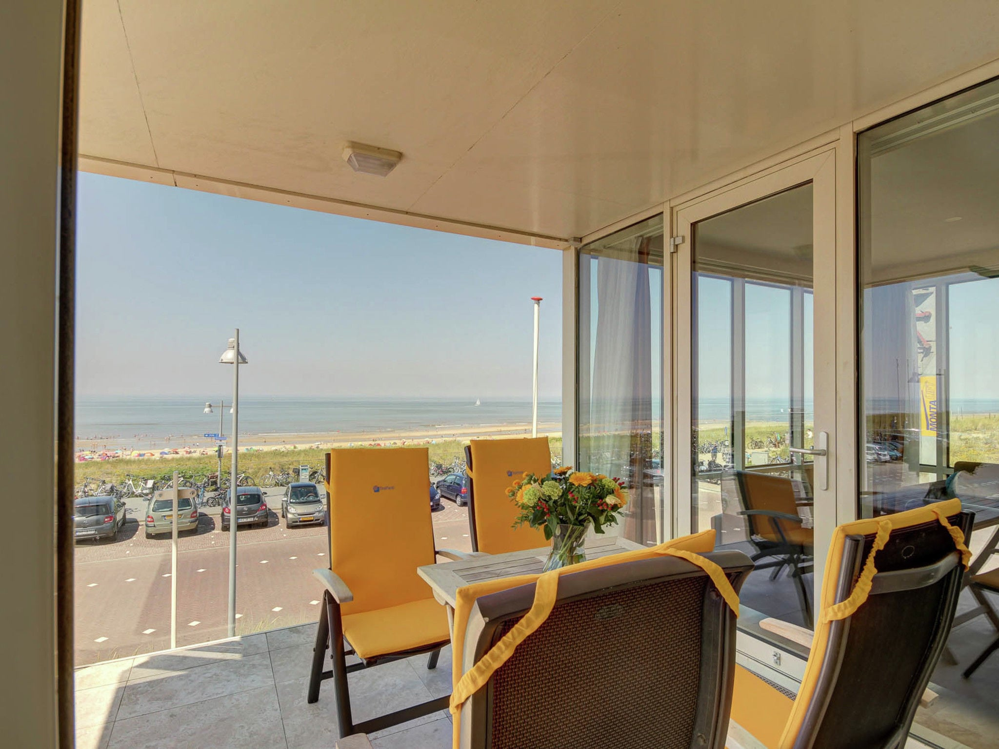 Holland | North Sea Coast North | Holiday home De ZeeParel - Sea Crab | all year | TerraceBalcony