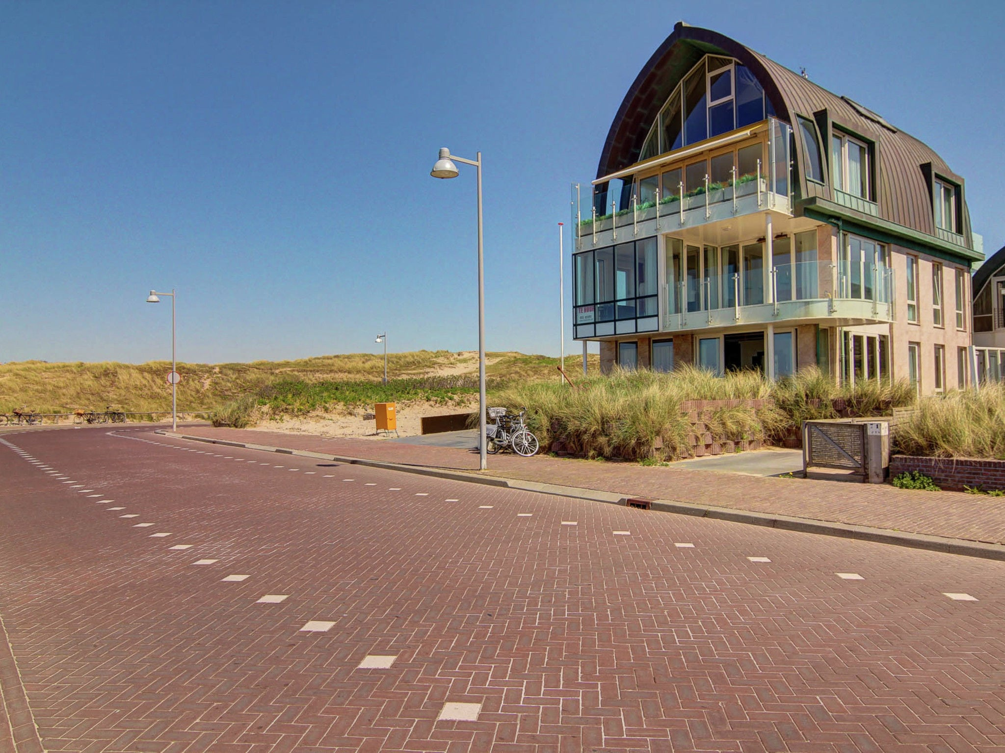 Holland | North Sea Coast North | Holiday home De ZeeParel - Sea Crab | all year | ExteriorSummer