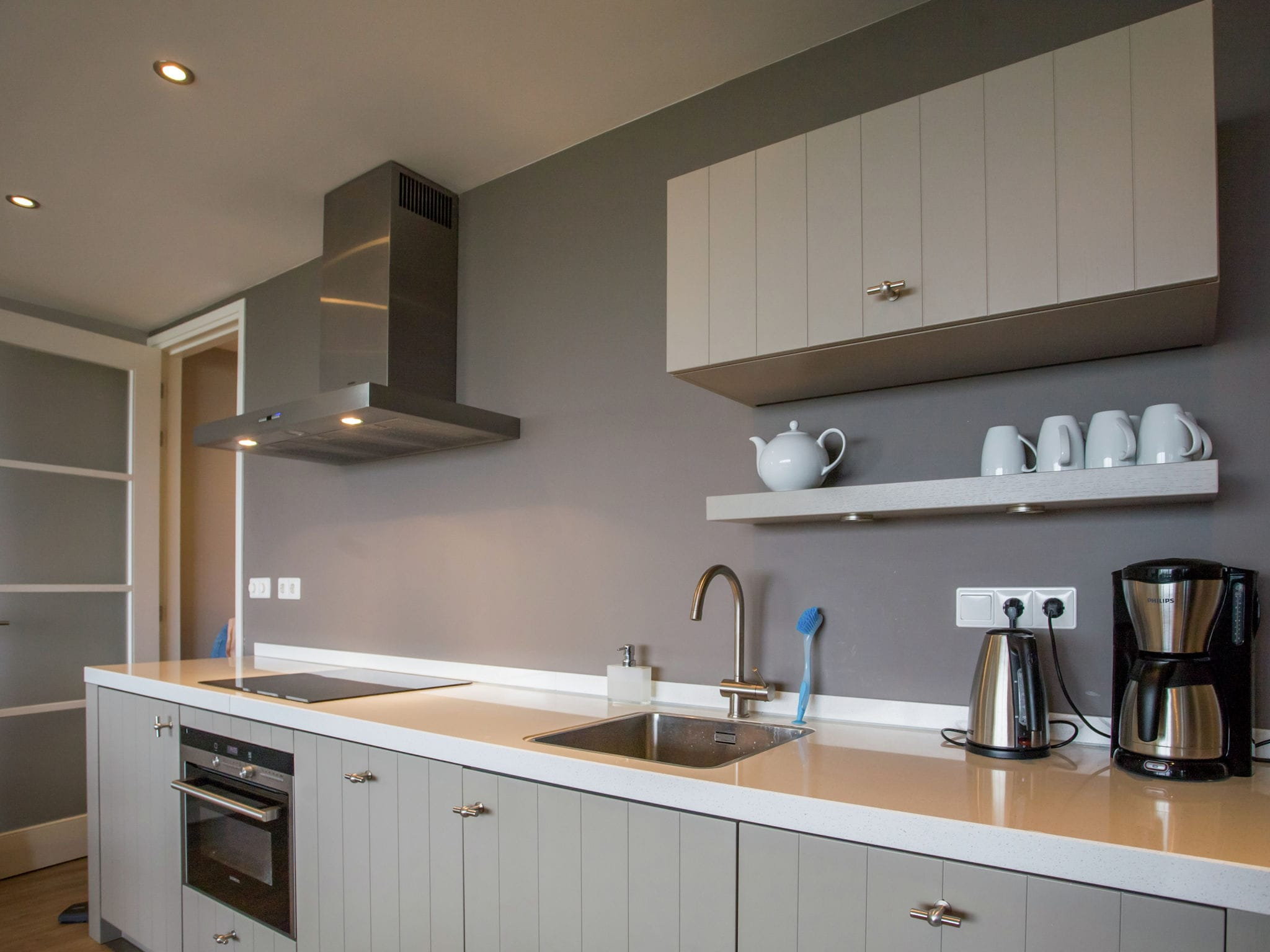 Holland | North Sea Coast South | Holiday home Zeearend Boulevard | all year | Kitchen
