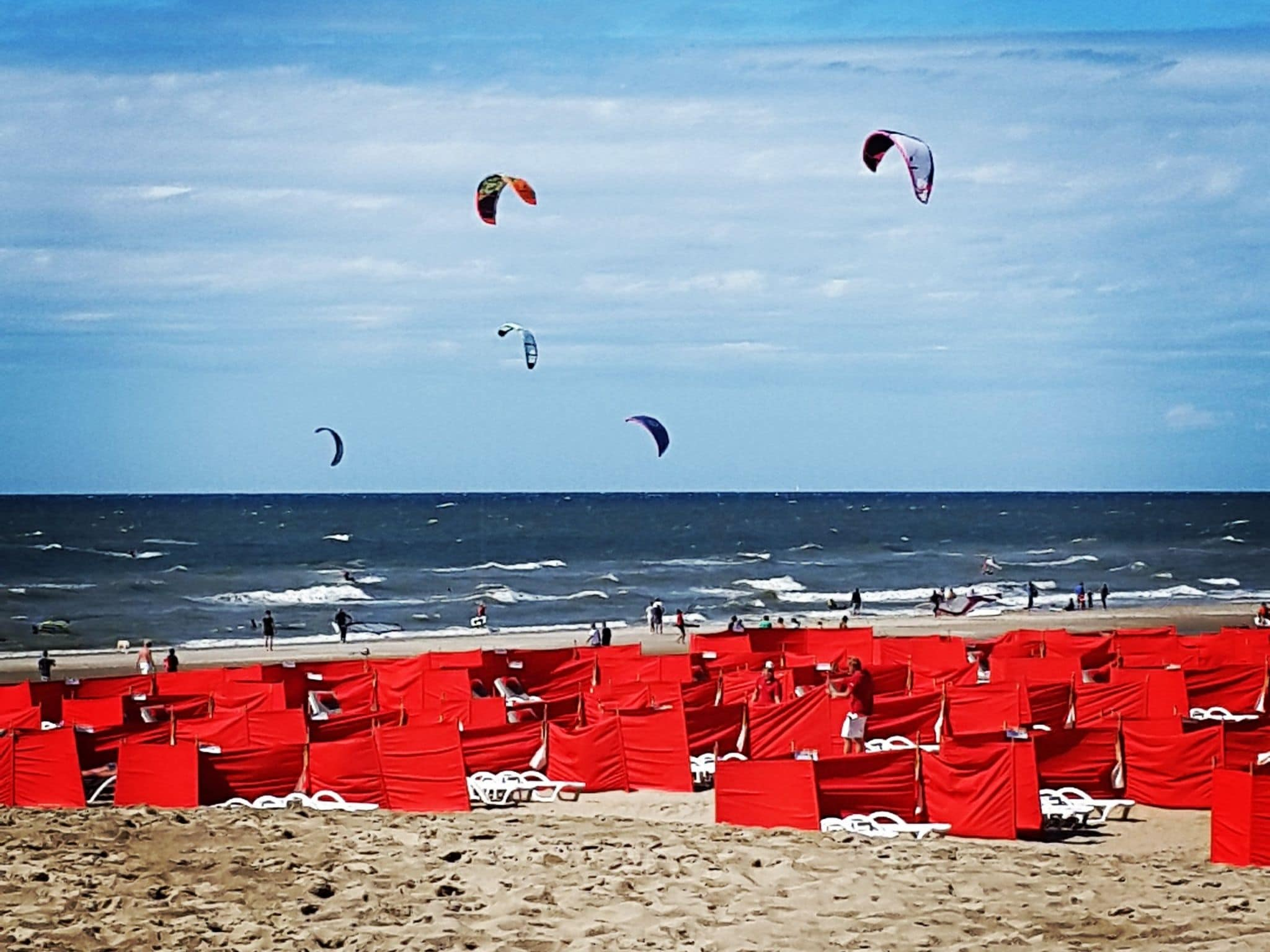 Holland | North Sea Coast South | Holiday home Zeearend Boulevard | all year | AreaSummer1KM