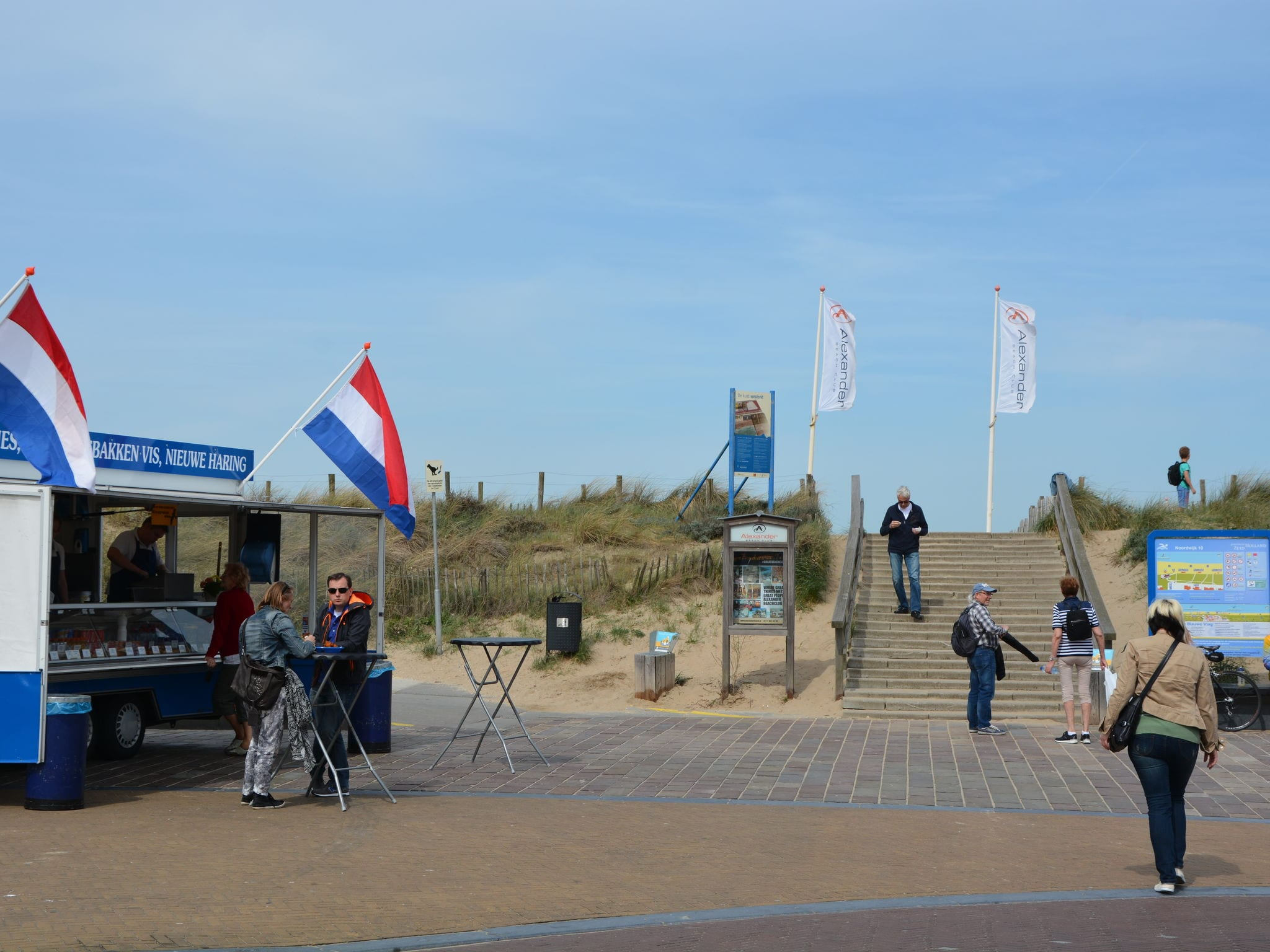 Holland | North Sea Coast South | Holiday home Zeearend Boulevard | all year | ViewSummer