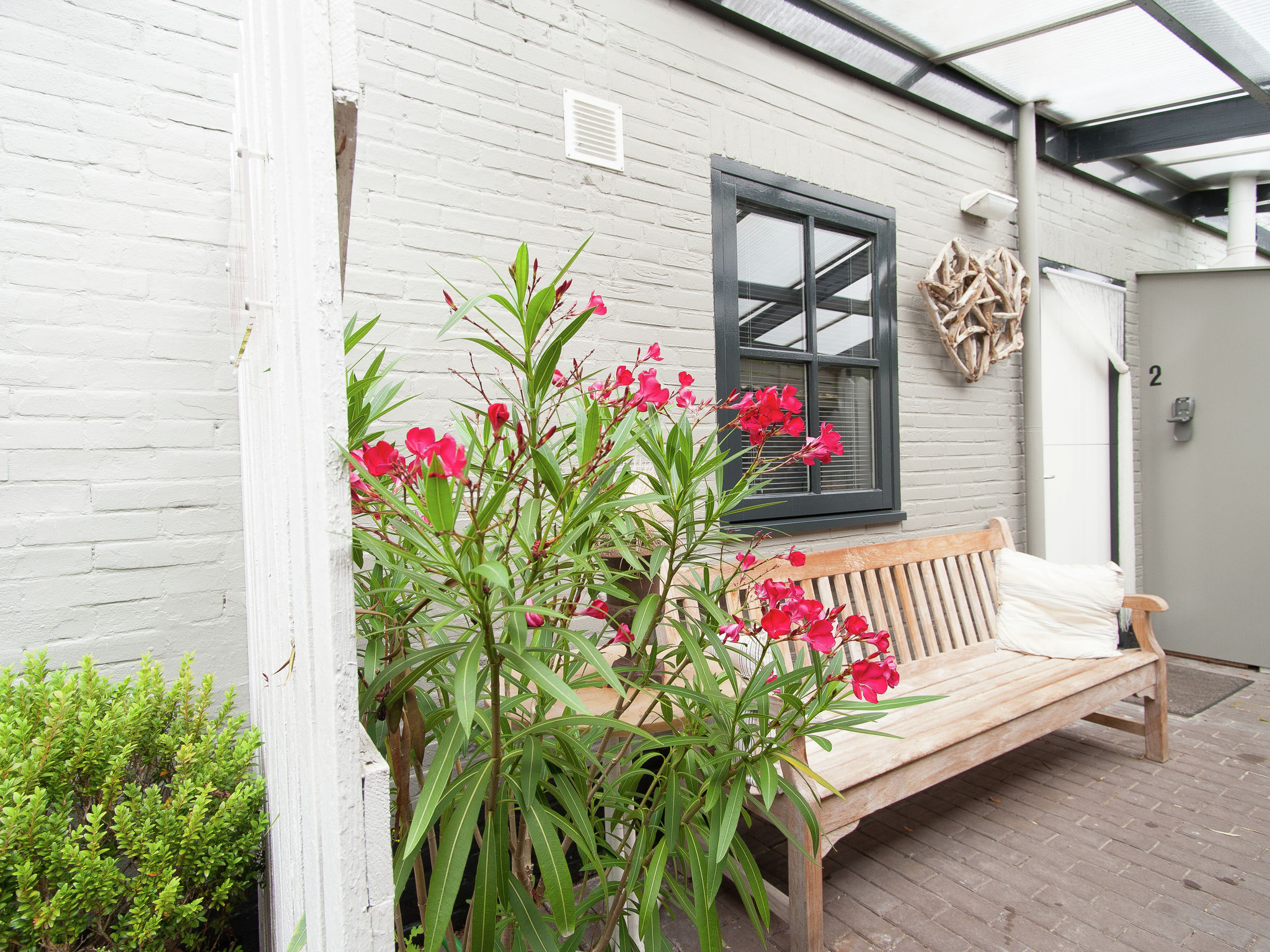 Holland | North Sea Coast North | Holiday home Gestel II | all year | TerraceBalcony
