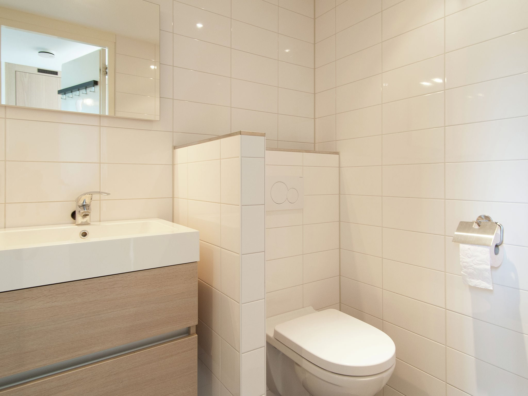 Holland | North Sea Coast North | Holiday home Gestel II | all year | BathRoom