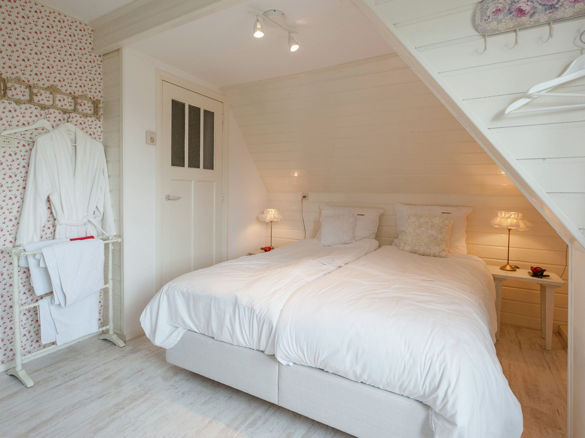 Holland | North Sea Coast North | Holiday home B&B Brocante | all year | BedRoom