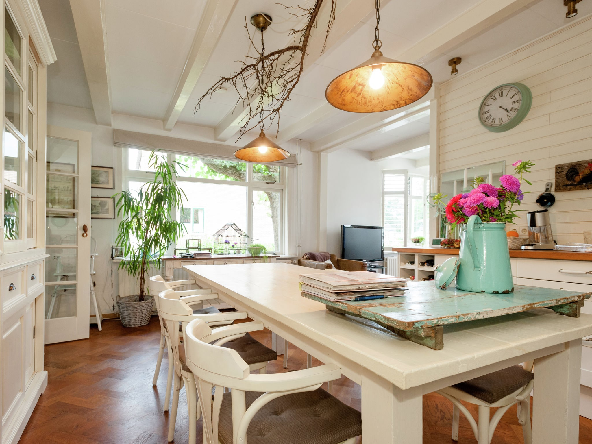 Holland | North Sea Coast North | Holiday home B&B Brocante | all year | DiningRoom
