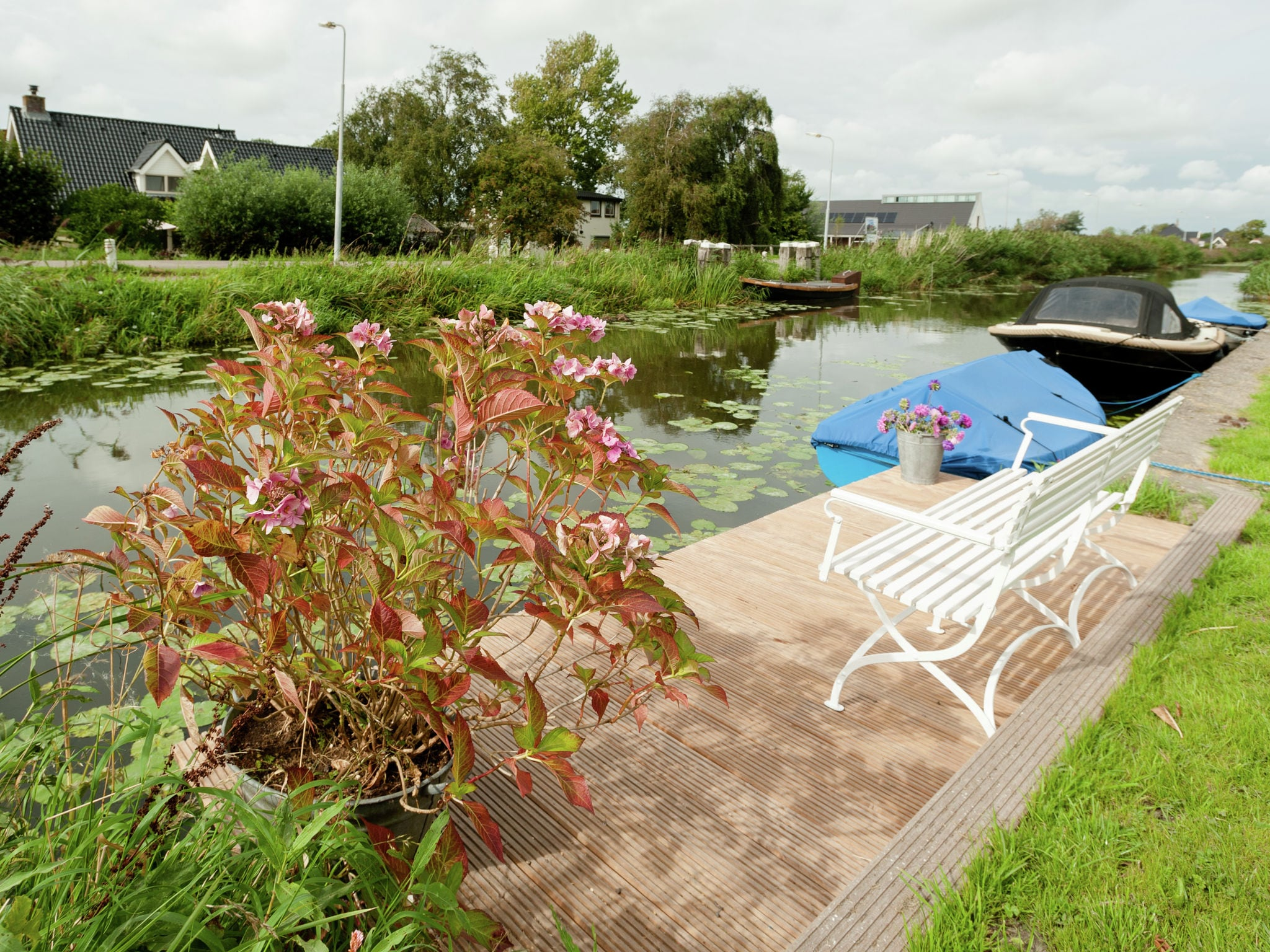 Holland | North Sea Coast North | Holiday home B&B Brocante | all year | Facilities