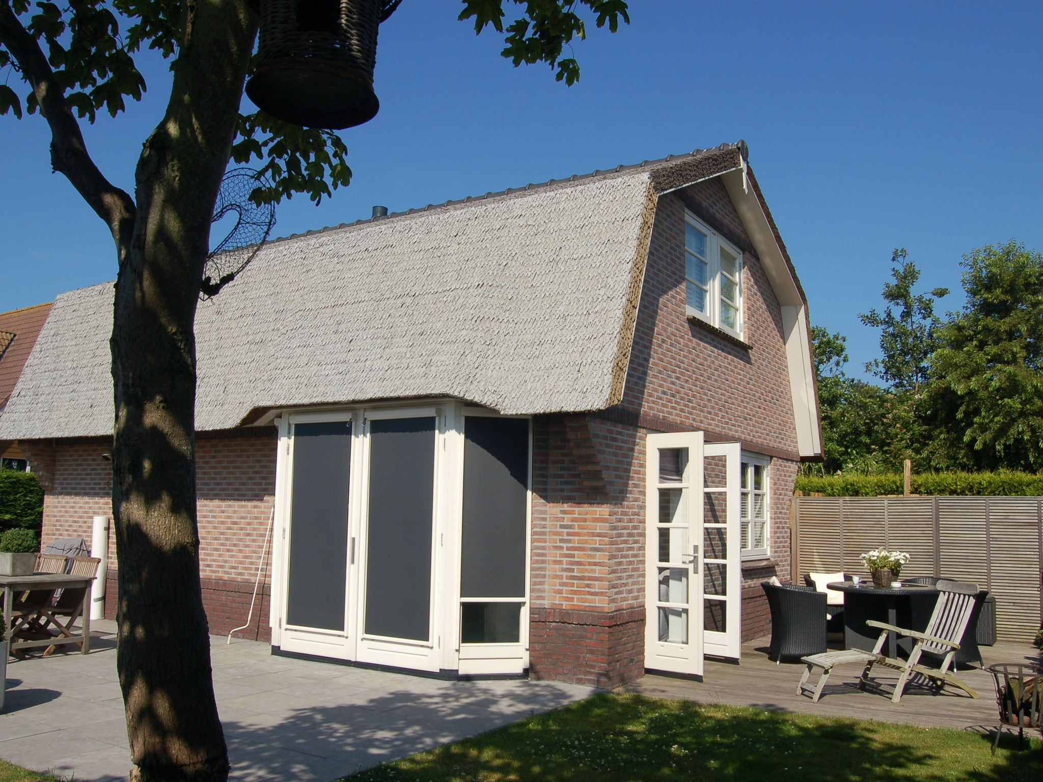 Holland | North Sea Coast South | Holiday home Donna Mila | all year | ExteriorSummer