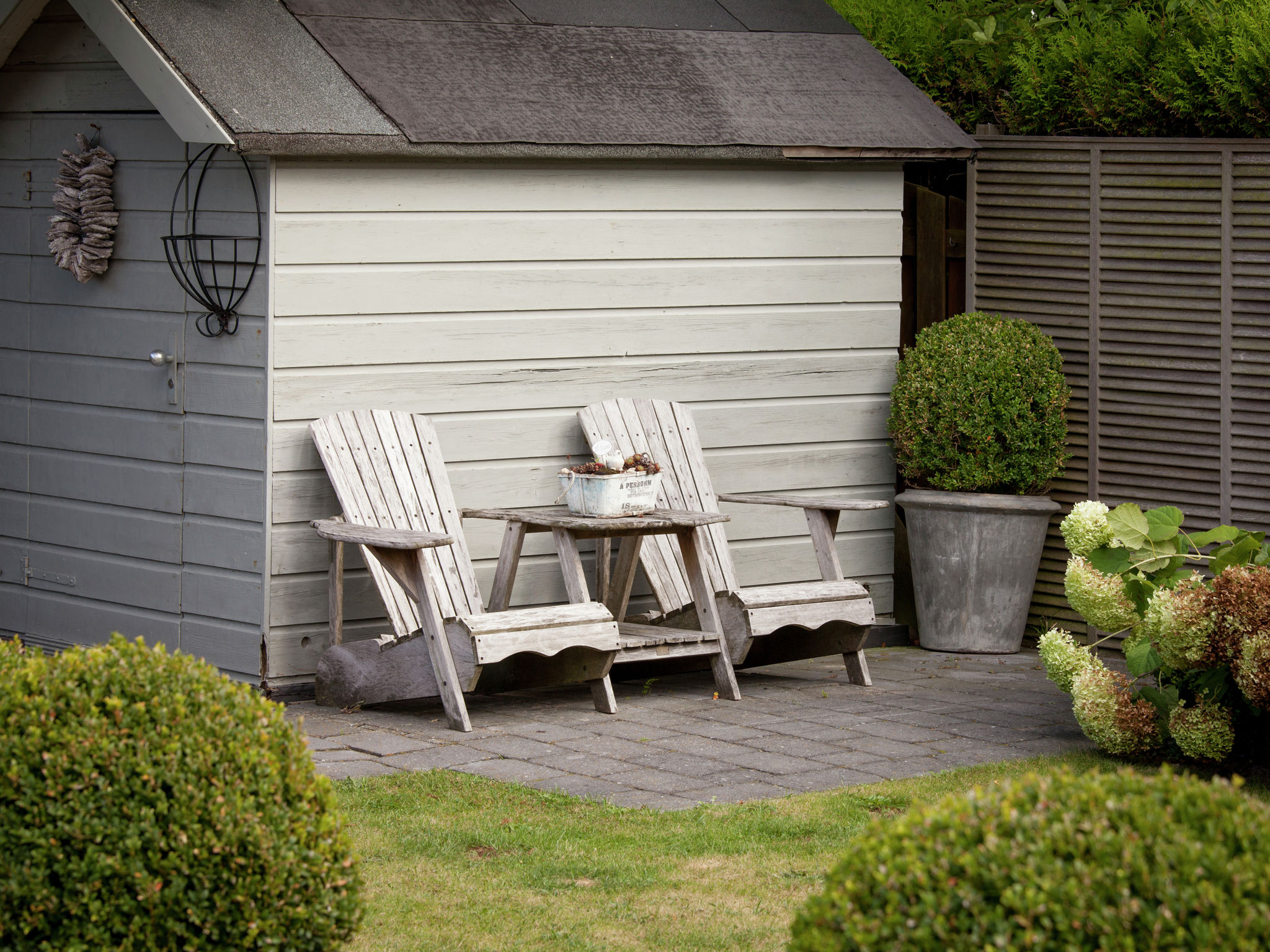 Holland | North Sea Coast South | Holiday home Donna Mila | all year | GardenSummer