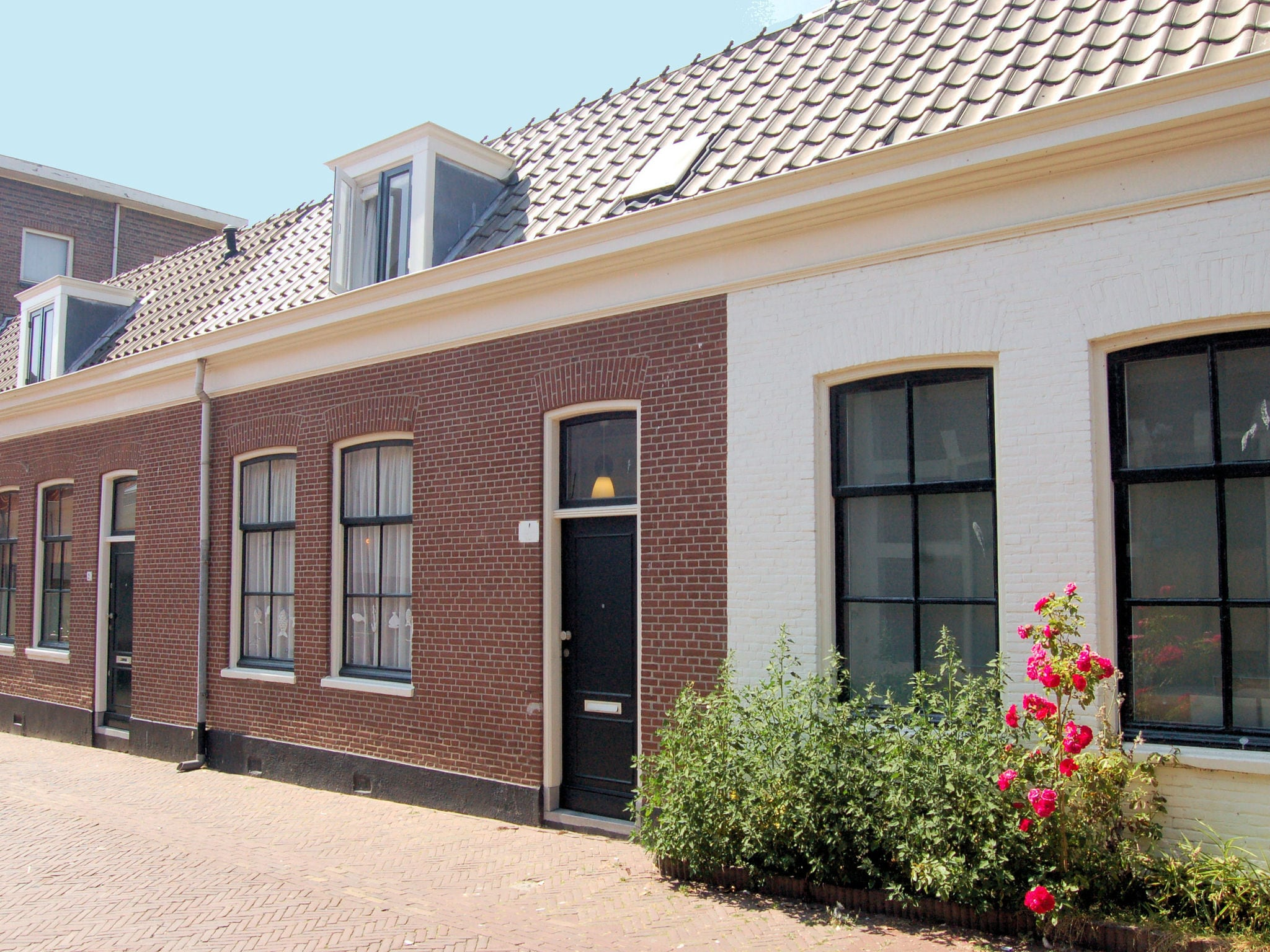 Holland | North Sea Coast South | Holiday home Marcellis | all year | ExteriorSummer
