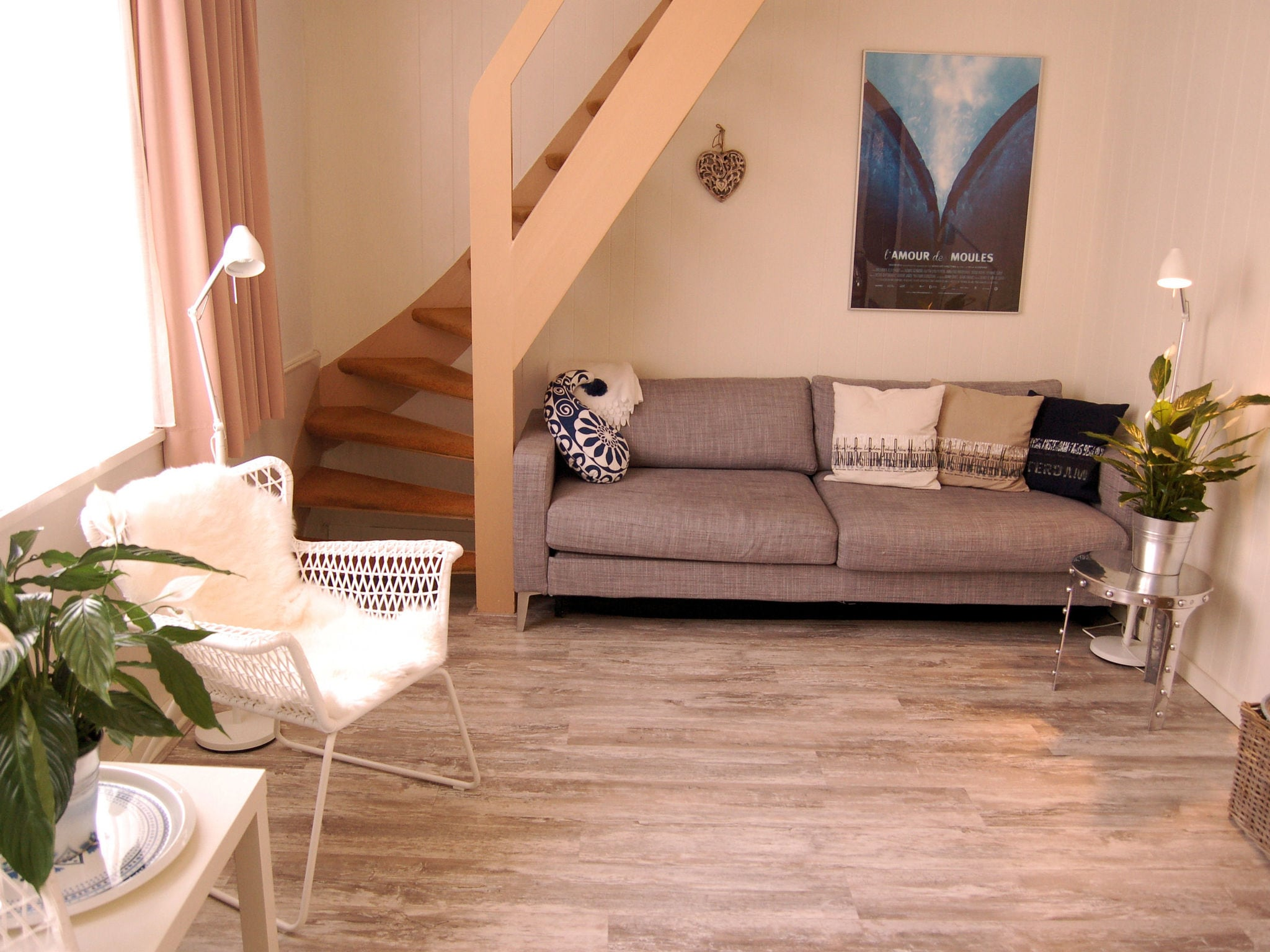 Holland | North Sea Coast South | Holiday home Marcellis | all year | LivingRoom