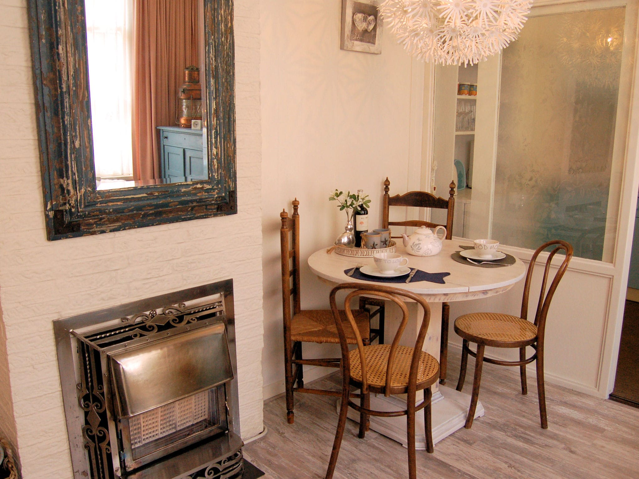 Holland | North Sea Coast South | Holiday home Marcellis | all year | DiningRoom