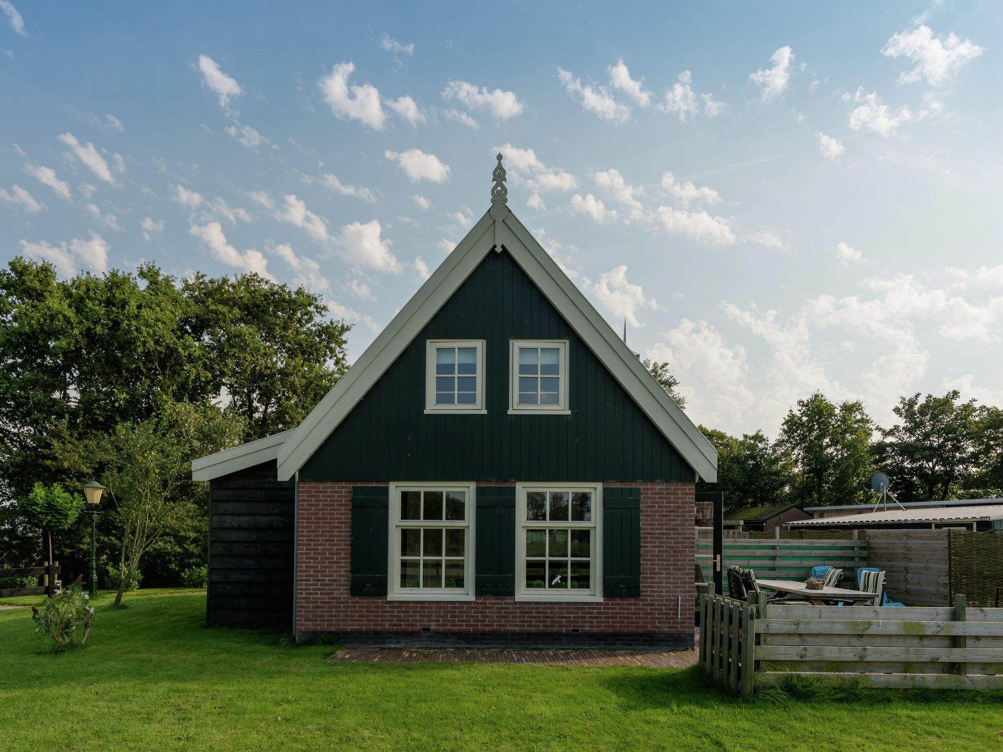 Holland | North Sea Coast North | Holiday home De Grutto 4p | all year | ExteriorSummer