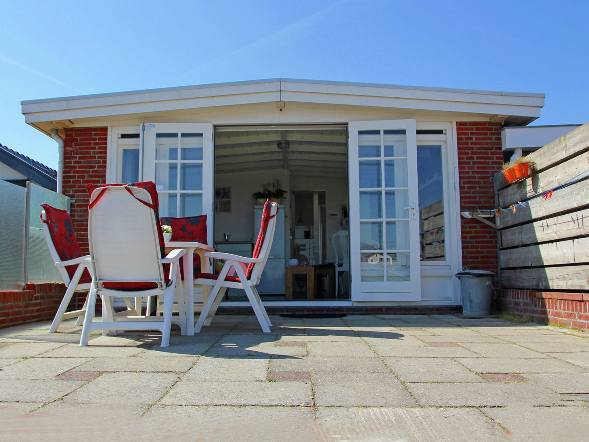 Holland | North Sea Coast North | Holiday home Egmonds Duintje | all year | ExteriorSummer