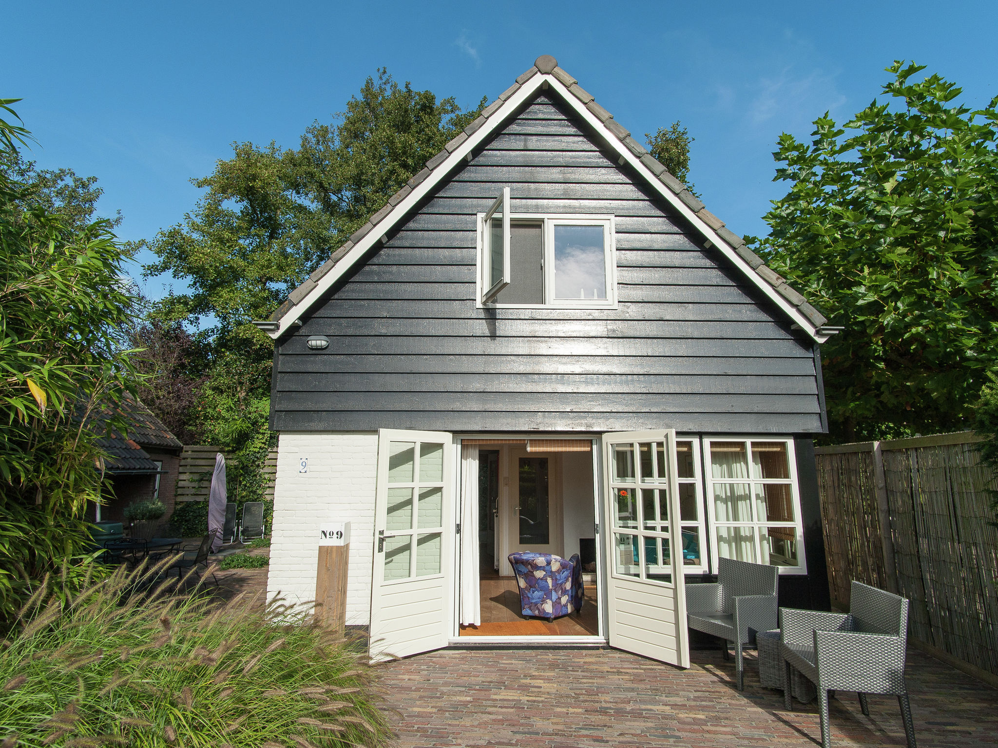 Holland | North Sea Coast North | Holiday home Bergense Duyn | all year | ExteriorSummer