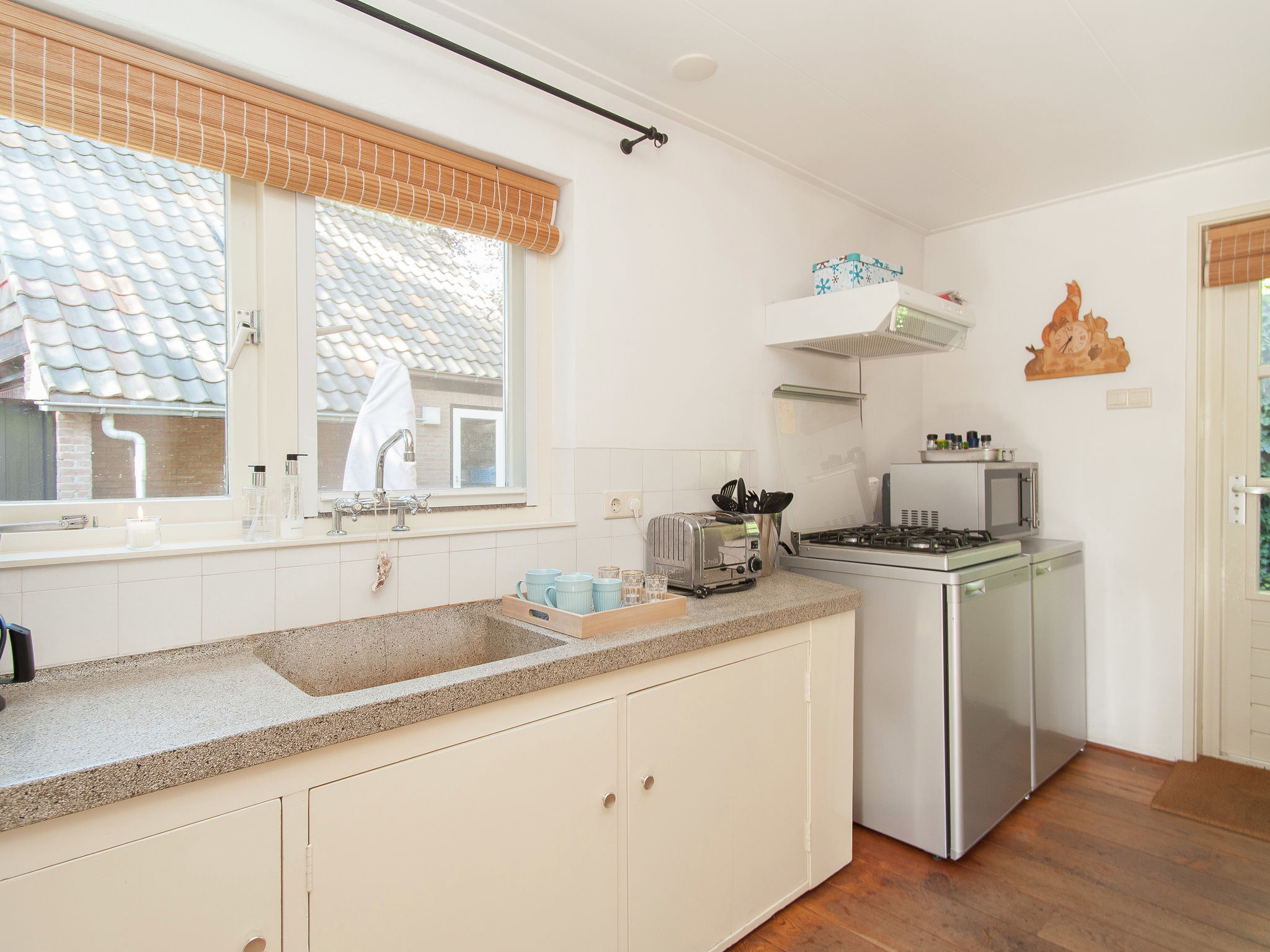 Holland | North Sea Coast North | Holiday home Bergense Duyn | all year | Kitchen