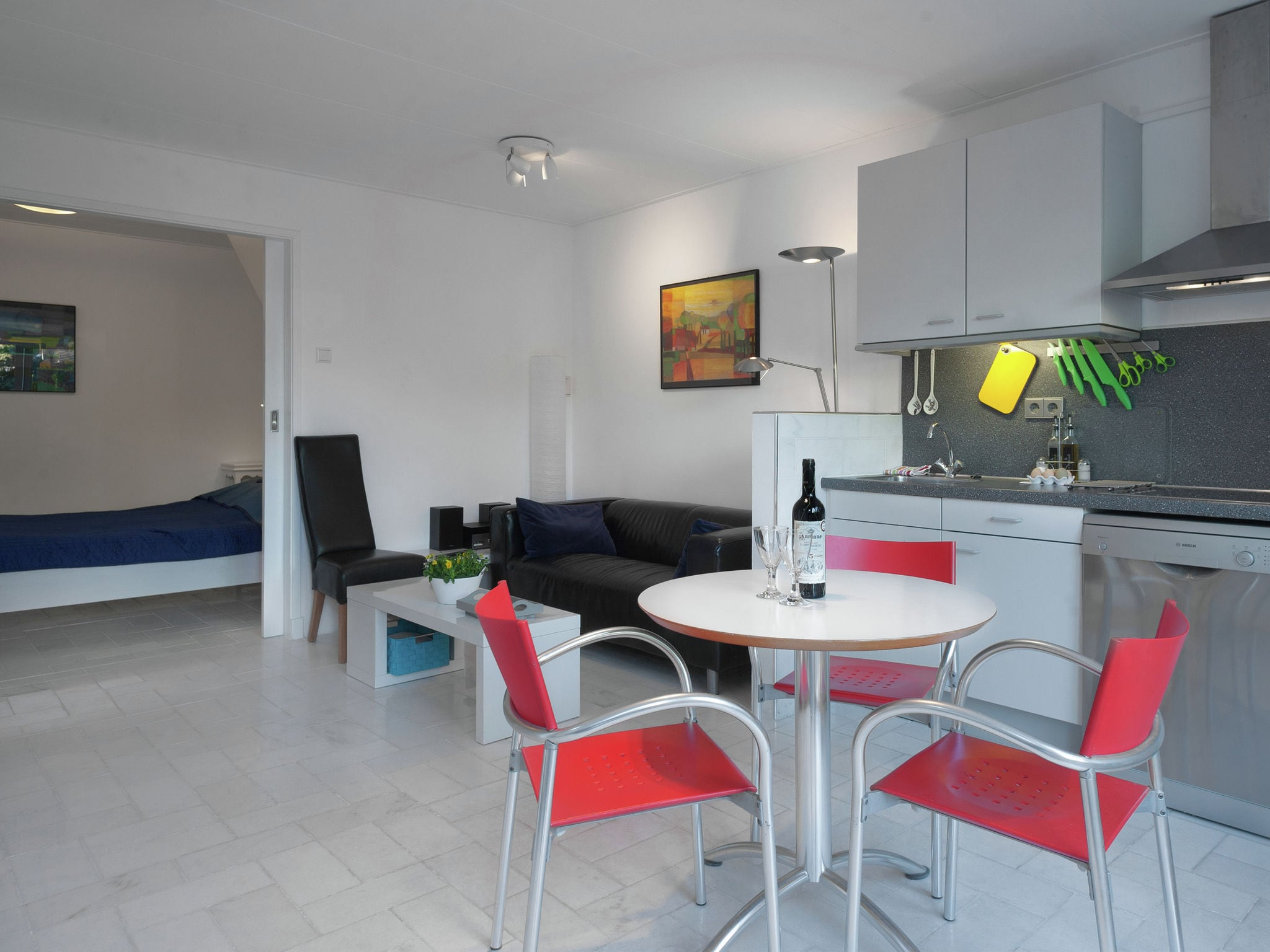 Holland | North Sea Coast North | Holiday home Klein Dijkrijk | all year | DiningRoom