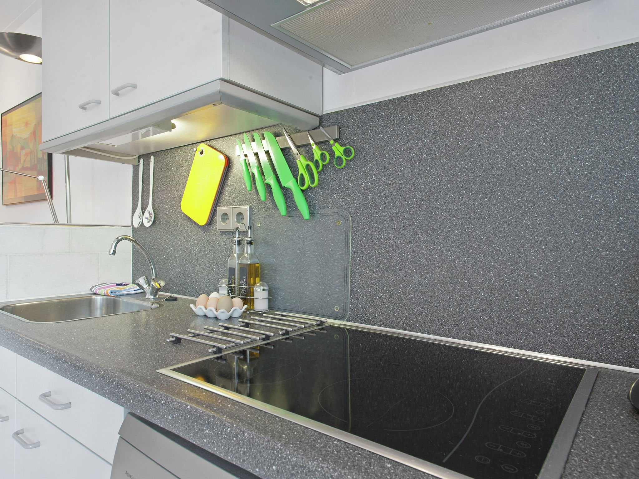 Holland | North Sea Coast North | Holiday home Klein Dijkrijk | all year | Kitchen
