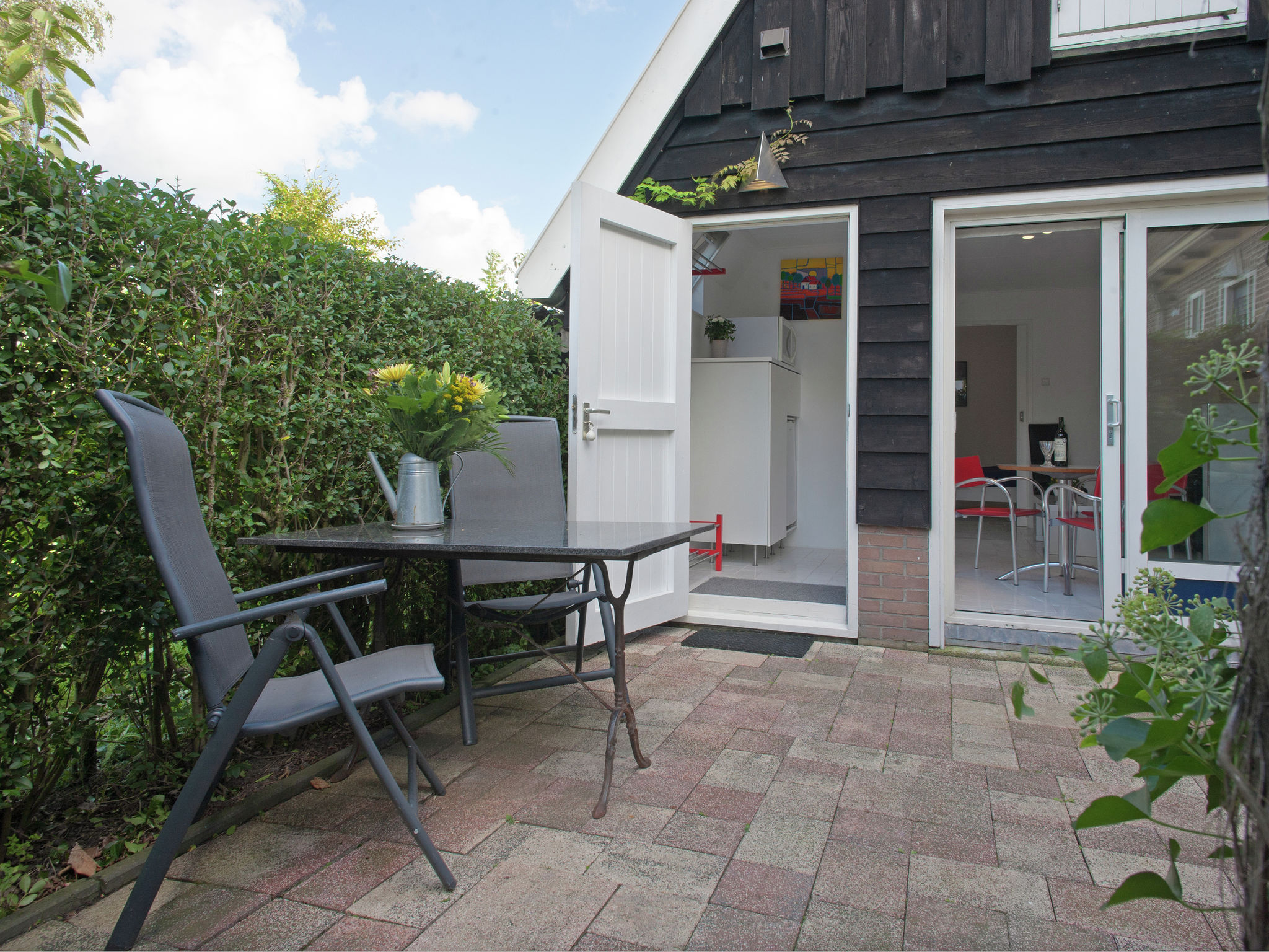 Holland | North Sea Coast North | Holiday home Klein Dijkrijk | all year | GardenSummer