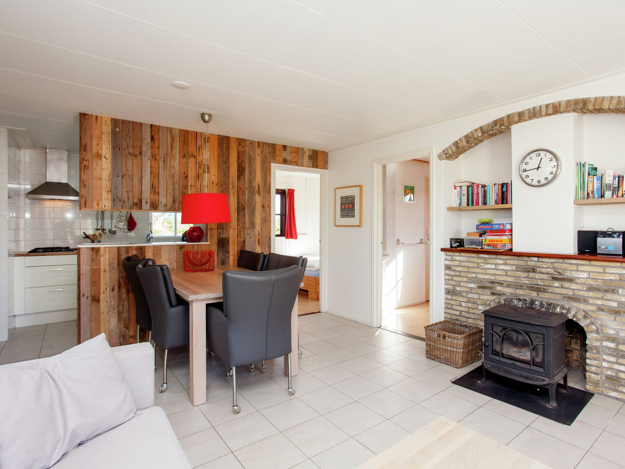 Holland | Wad Islands | Holiday home Goudmeesje | all year | DiningRoom