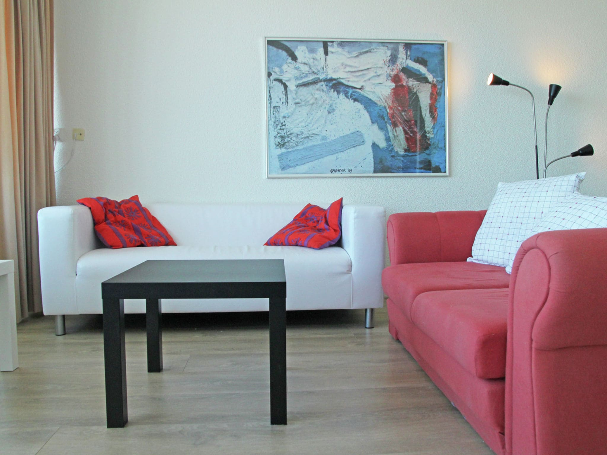 Holland | North Sea Coast North | Holiday home Zomerbries | all year | LivingRoom