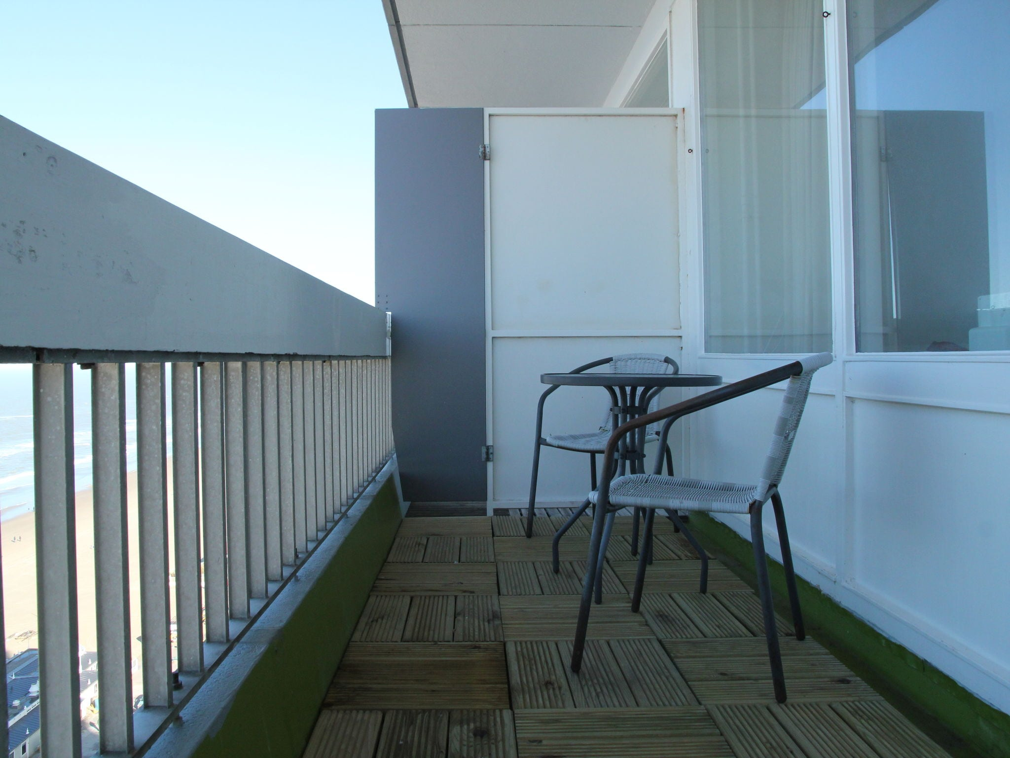 Holland | North Sea Coast North | Holiday home Zomerbries | all year | TerraceBalcony