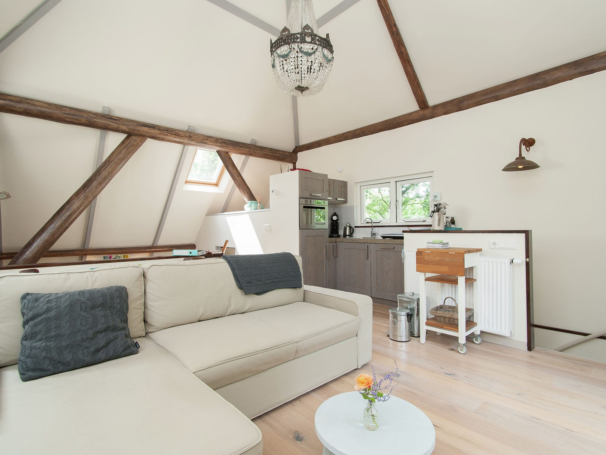 Holland | North Sea Coast North | Holiday home Kapberg Schoorl | all year | LivingRoom