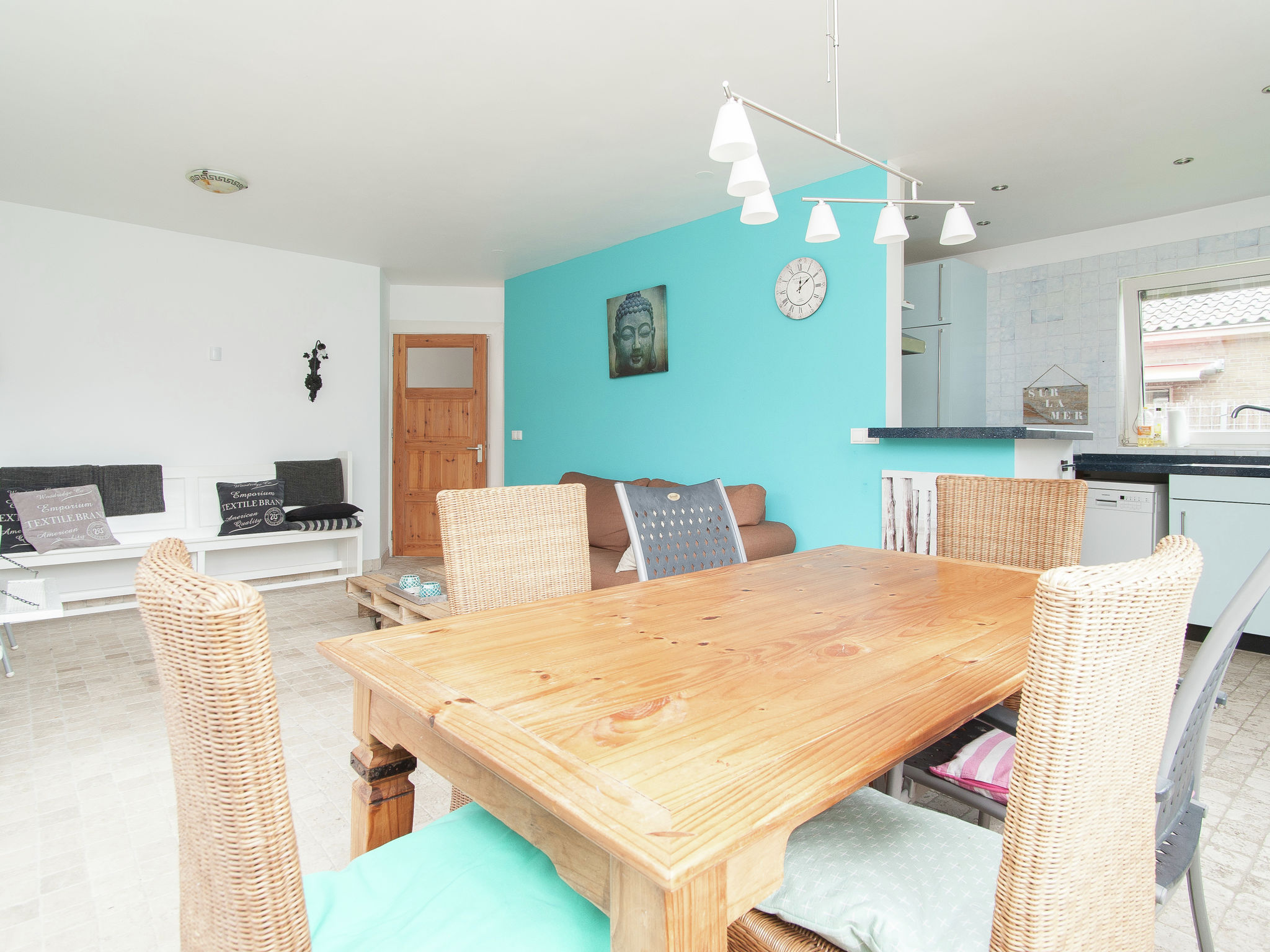 Holland | North Sea Coast North | Holiday home Berger Hof | all year | DiningRoom