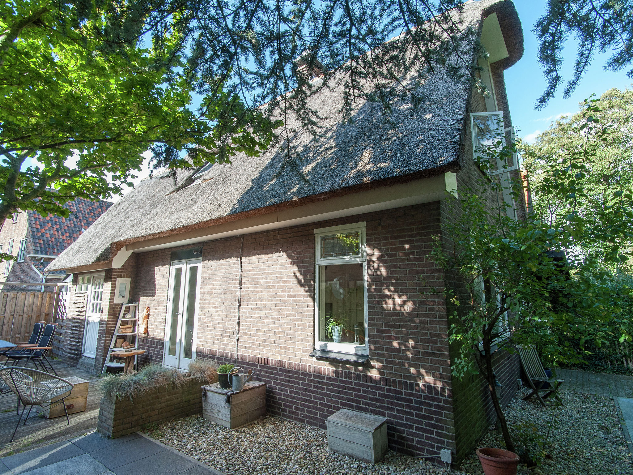 Holland | North Sea Coast North | Holiday home Cosy Bergen | all year | ExteriorSummer