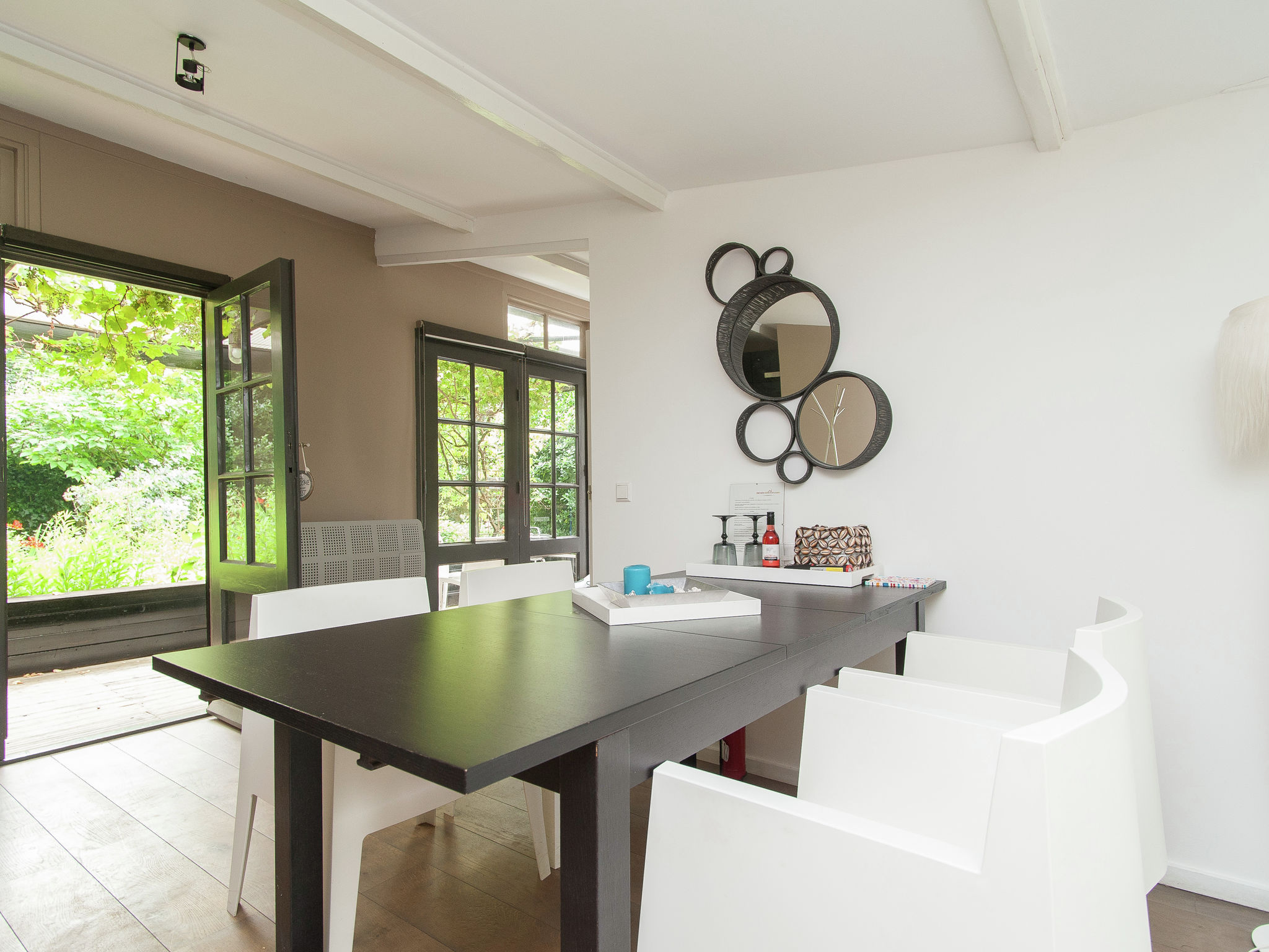 Holland | North Sea Coast North | Holiday home Romantiek in het Bos | all year | DiningRoom