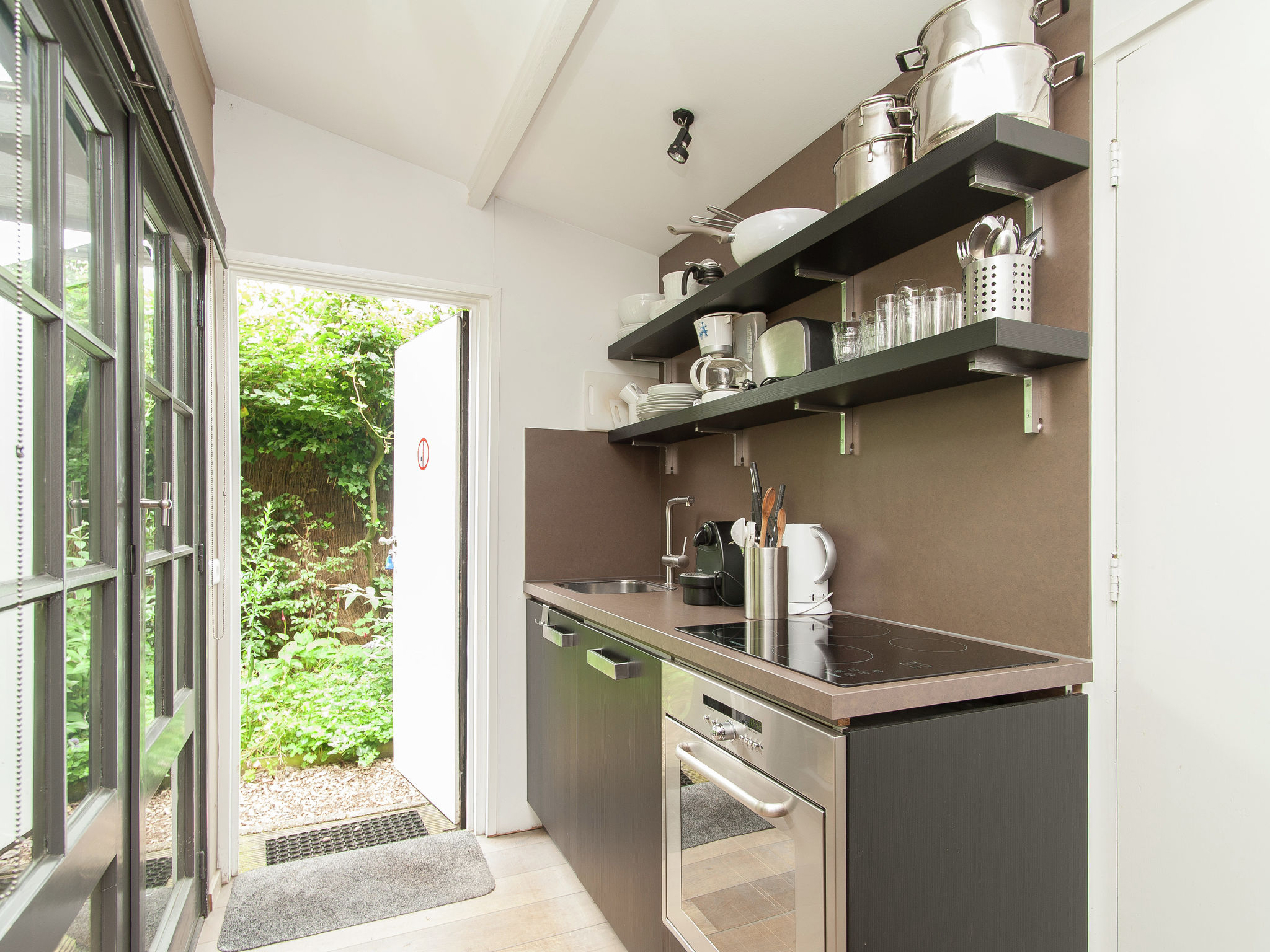 Holland | North Sea Coast North | Holiday home Romantiek in het Bos | all year | Kitchen