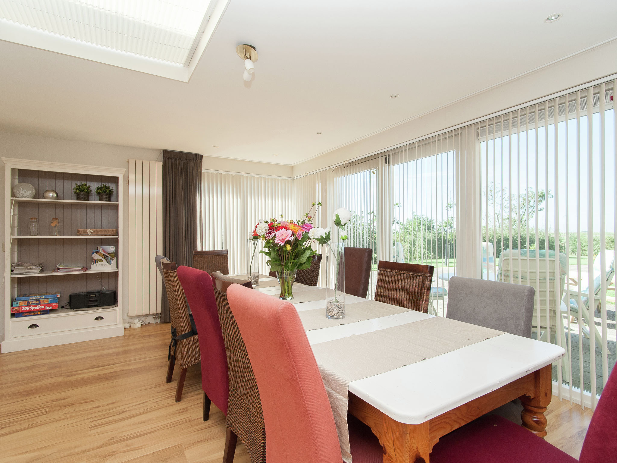Holland | North Sea Coast North | Holiday home De Vier Jaargetijden | all year | DiningRoom