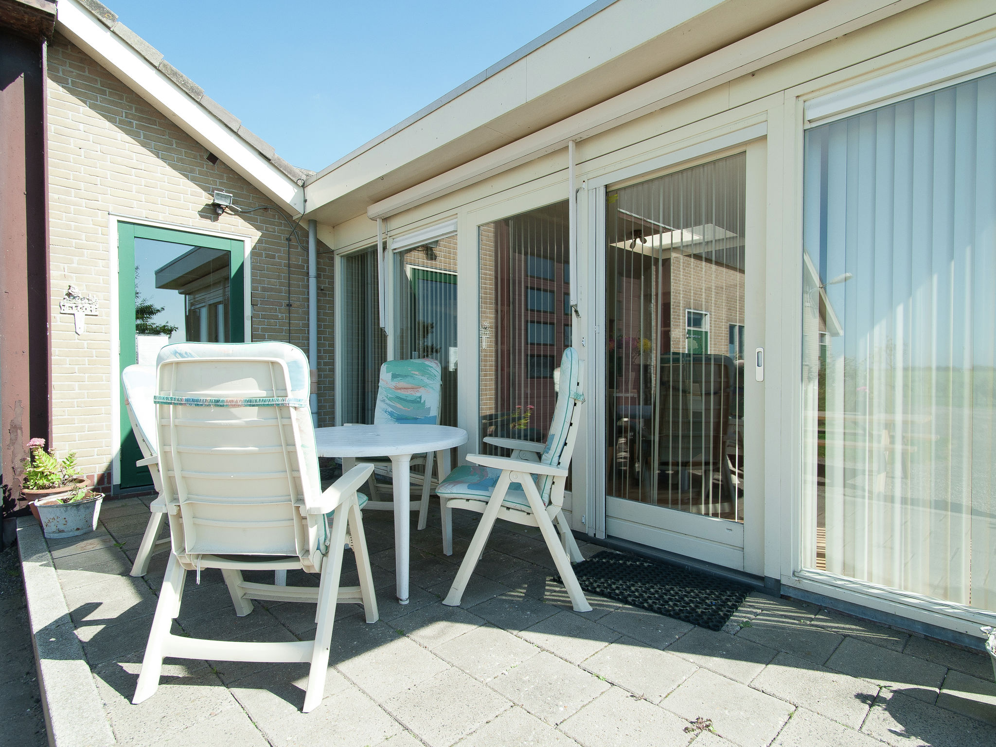 Holland | North Sea Coast North | Holiday home De Vier Jaargetijden | all year | TerraceBalcony