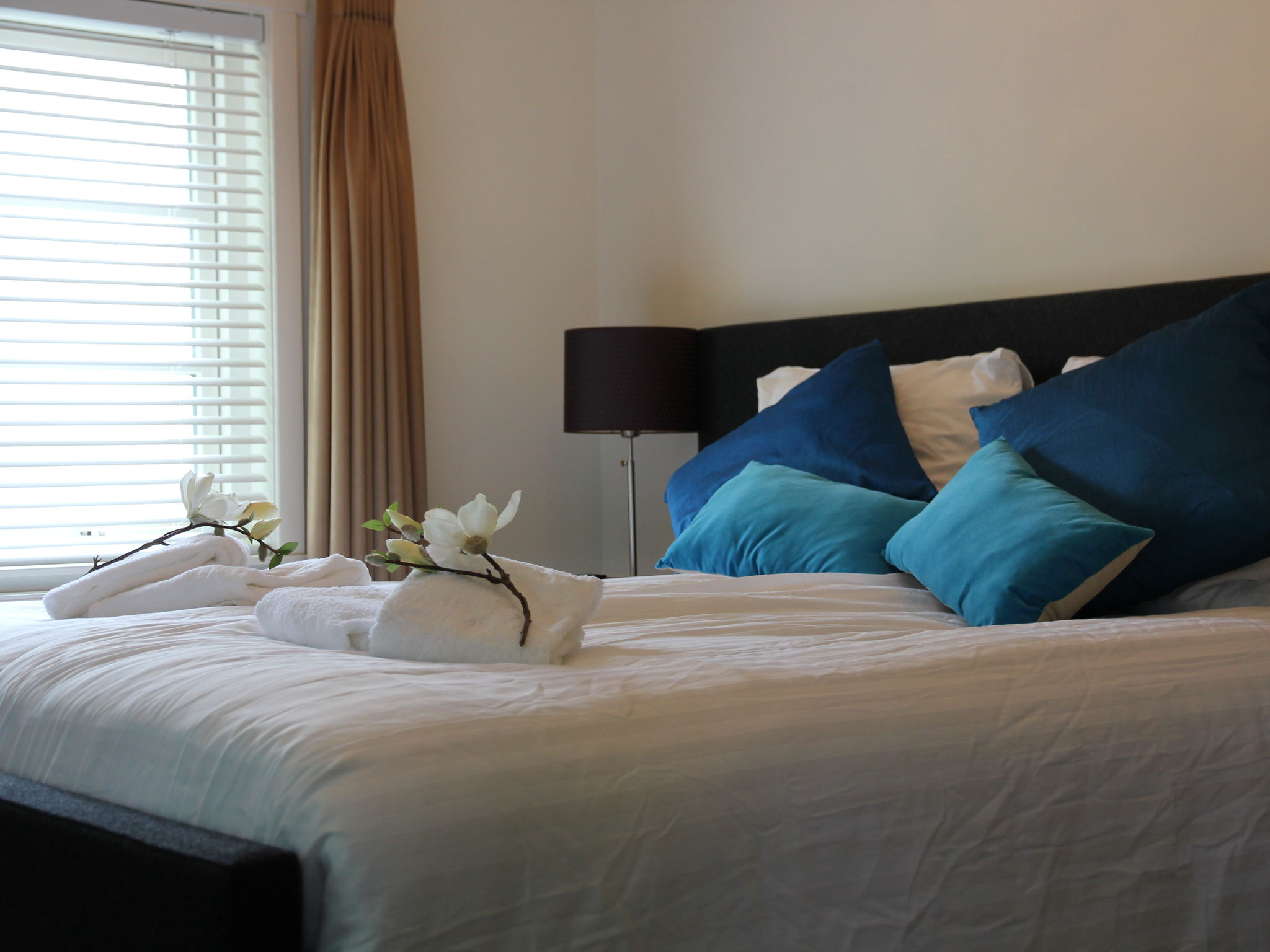 Holland | North Sea Coast North | Holiday home Villa Le Jardin | all year | BedRoom